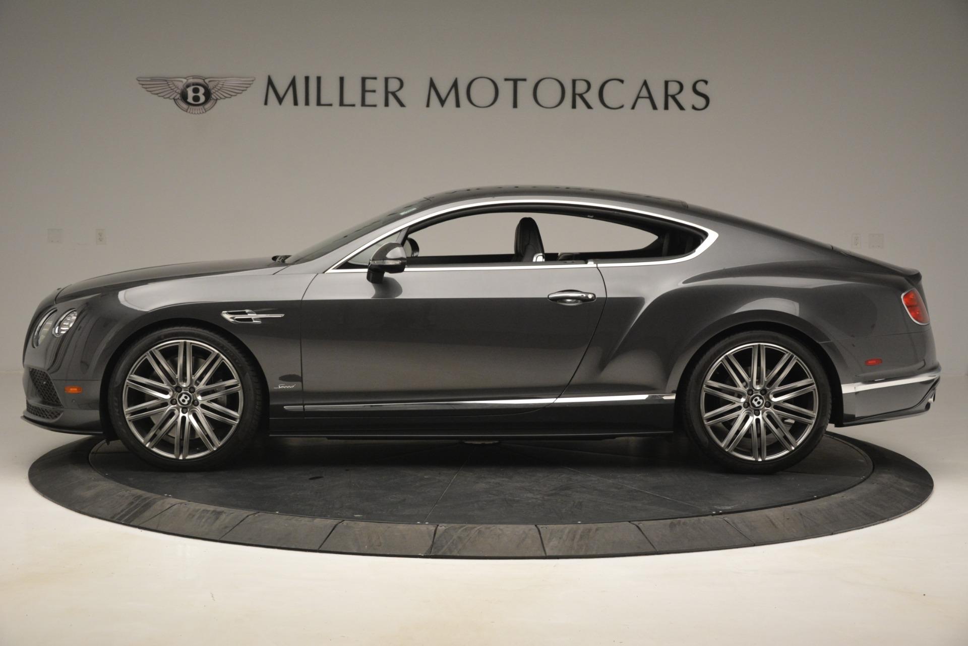 Used 2016 Bentley Continental GT Speed For Sale In Westport, CT 2953_p3