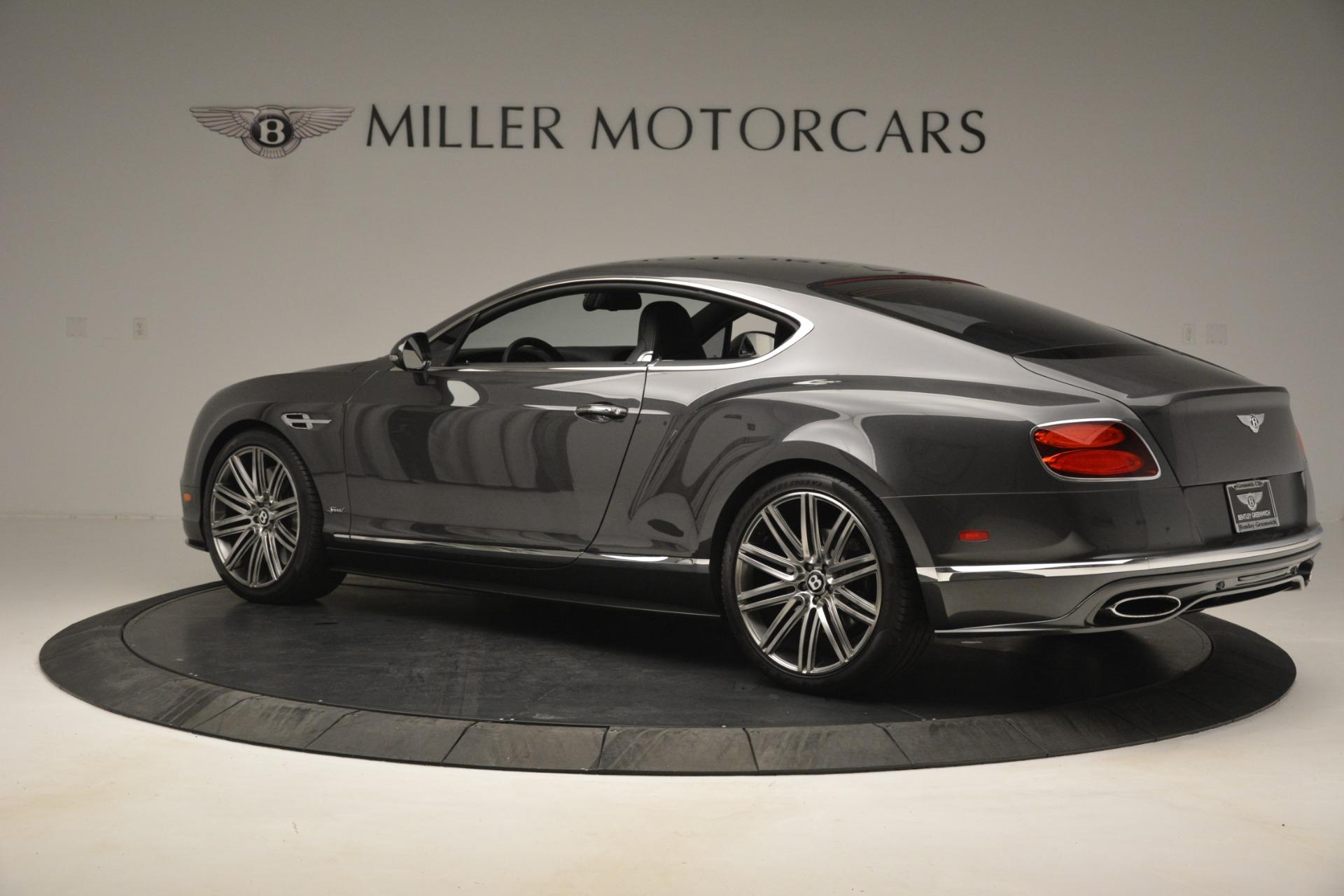 Used 2016 Bentley Continental GT Speed For Sale In Westport, CT 2953_p4