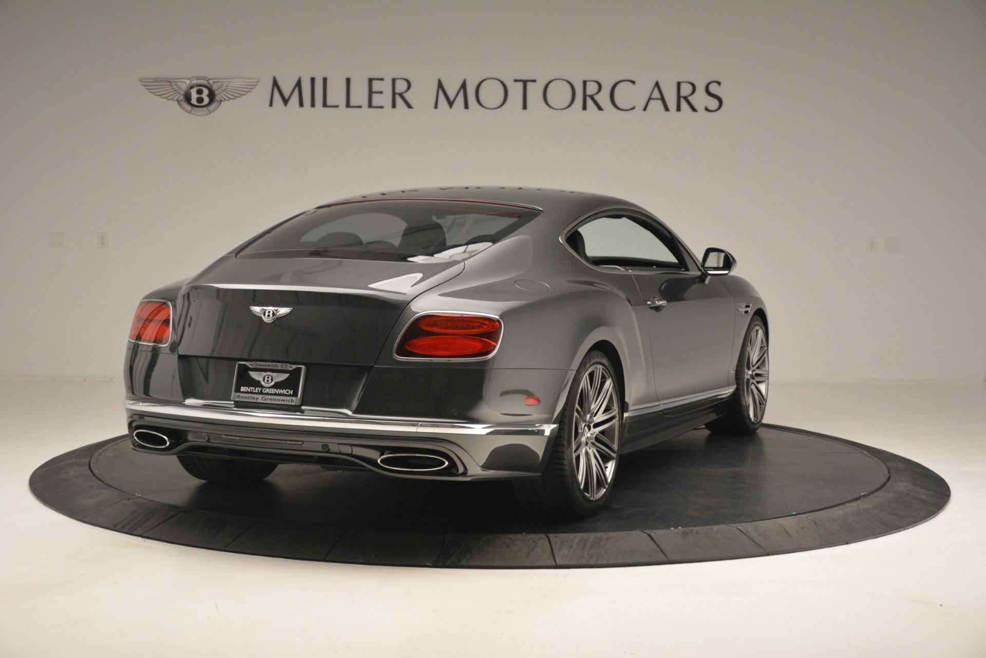 Used 2016 Bentley Continental GT Speed For Sale In Westport, CT 2953_p7