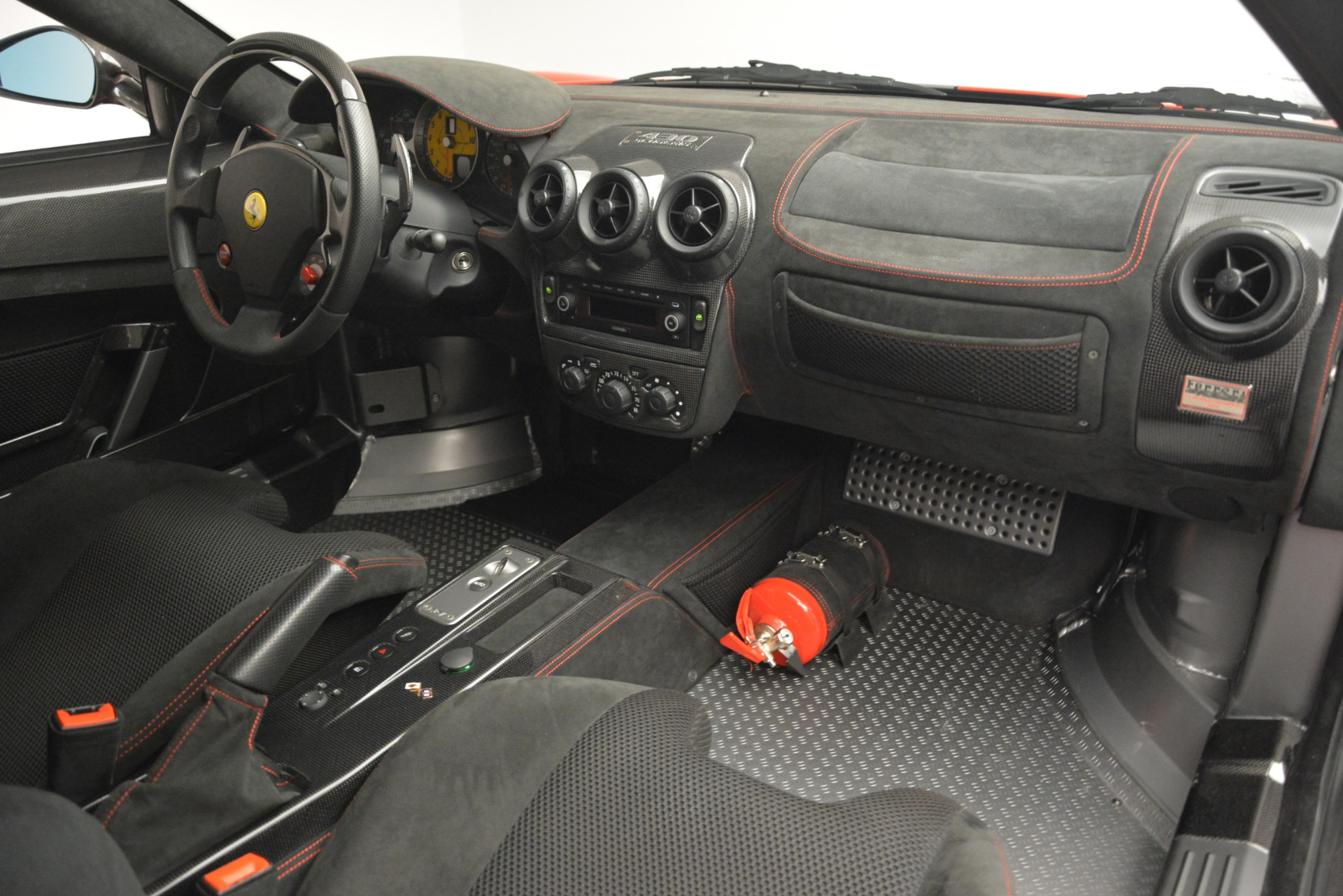 Used 2008 Ferrari F430 Scuderia For Sale In Westport, CT 2955_p17