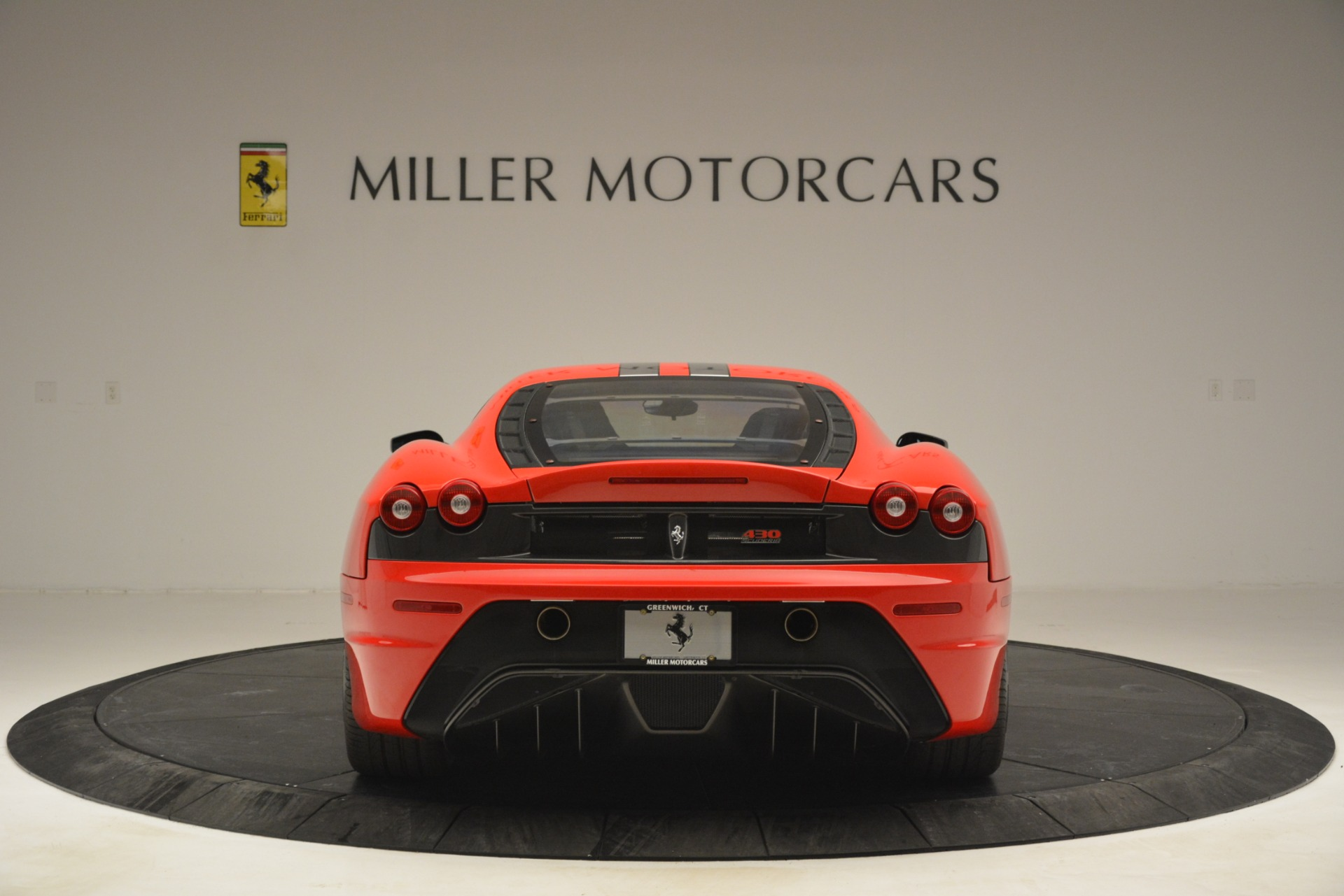 Used 2008 Ferrari F430 Scuderia For Sale In Westport, CT 2955_p6