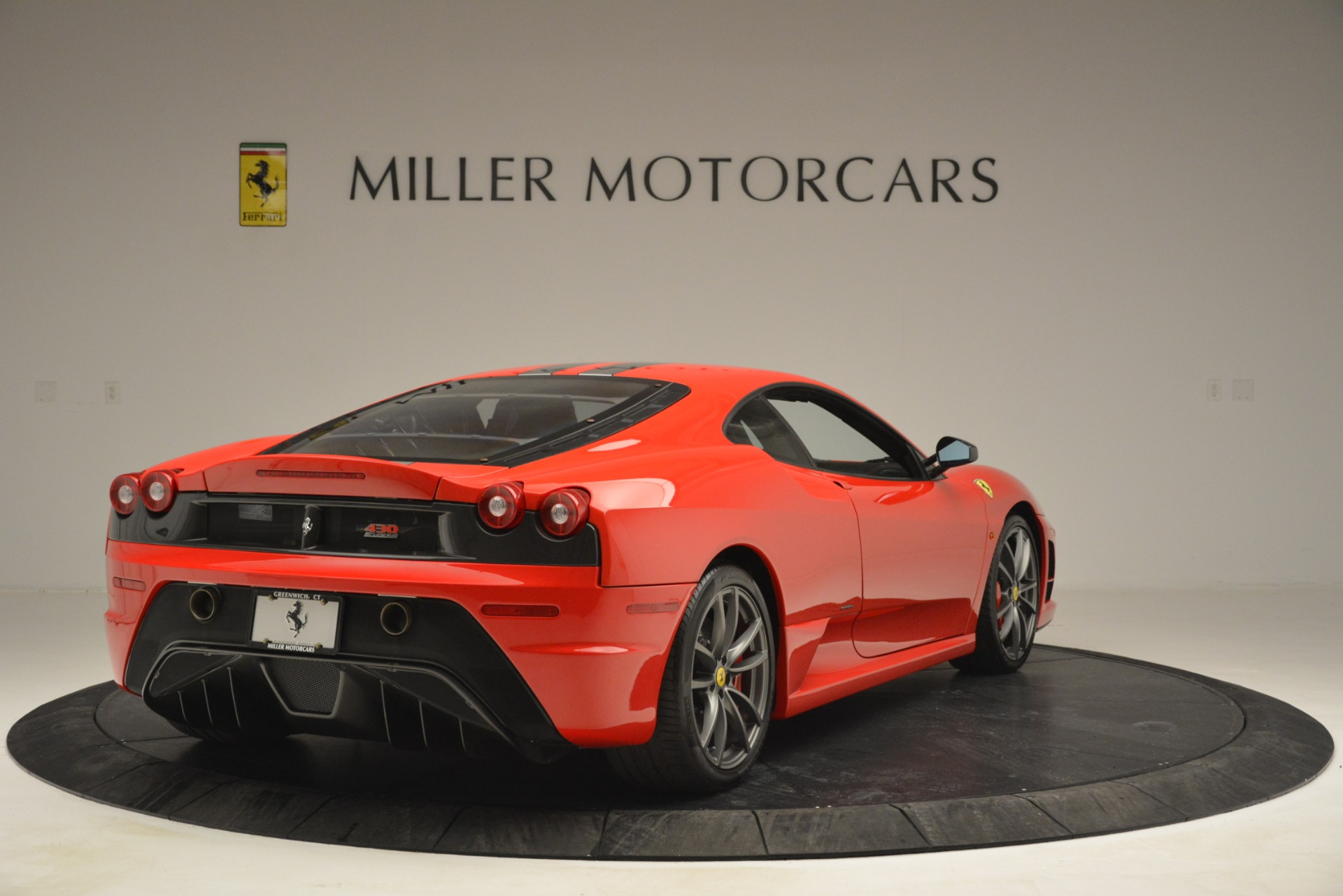 Used 2008 Ferrari F430 Scuderia For Sale In Westport, CT 2955_p7