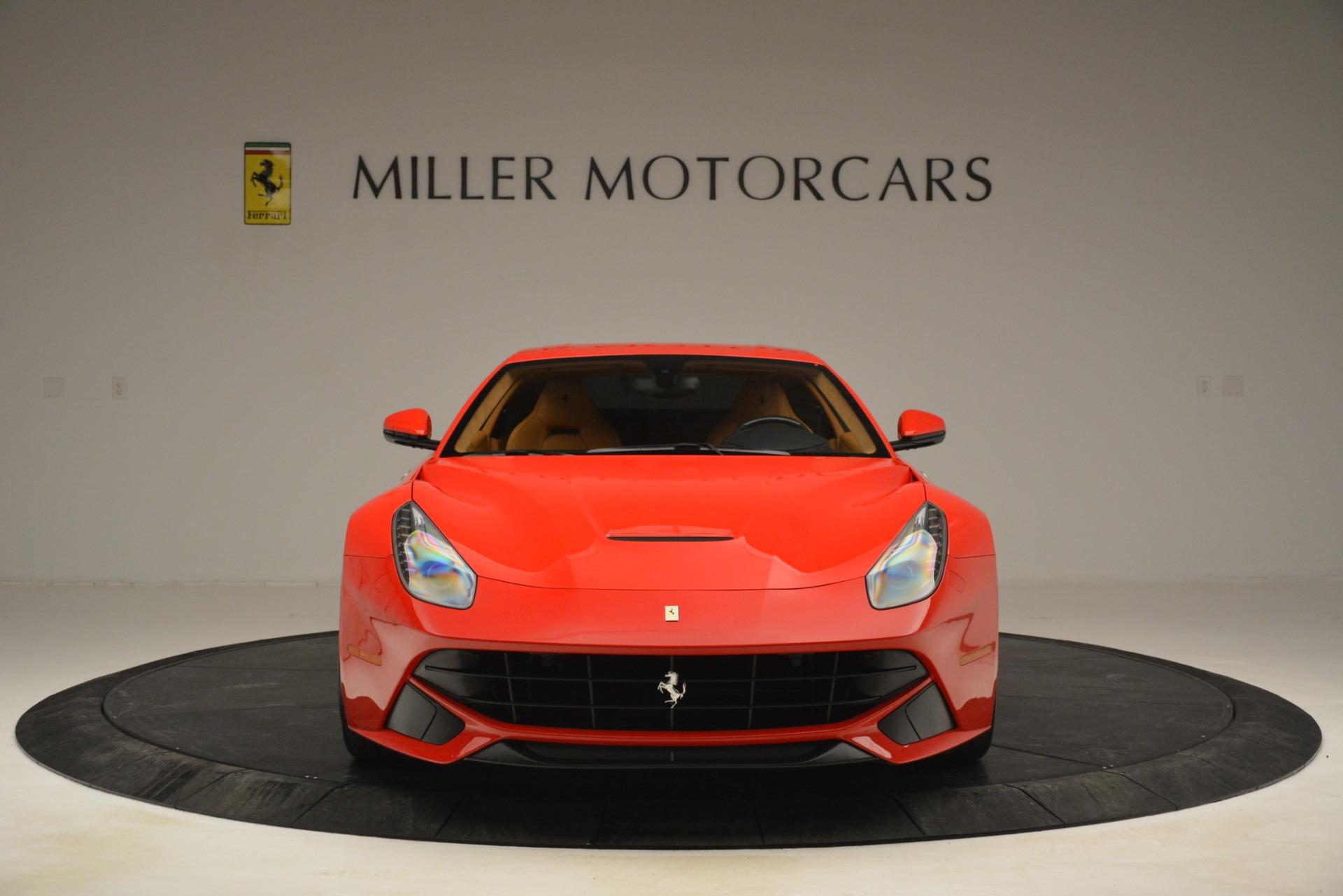 Used 2017 Ferrari F12 Berlinetta  For Sale In Westport, CT 2956_p12