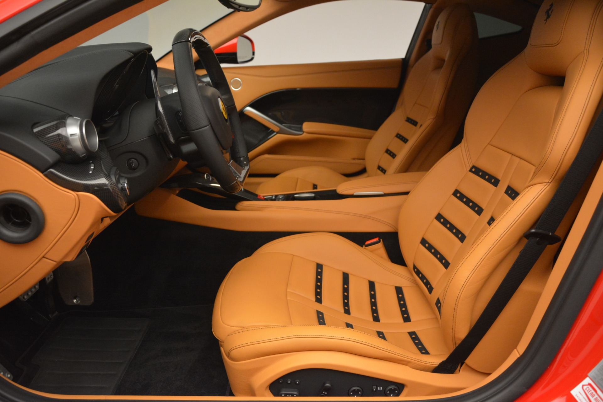 Used 2017 Ferrari F12 Berlinetta  For Sale In Westport, CT 2956_p14