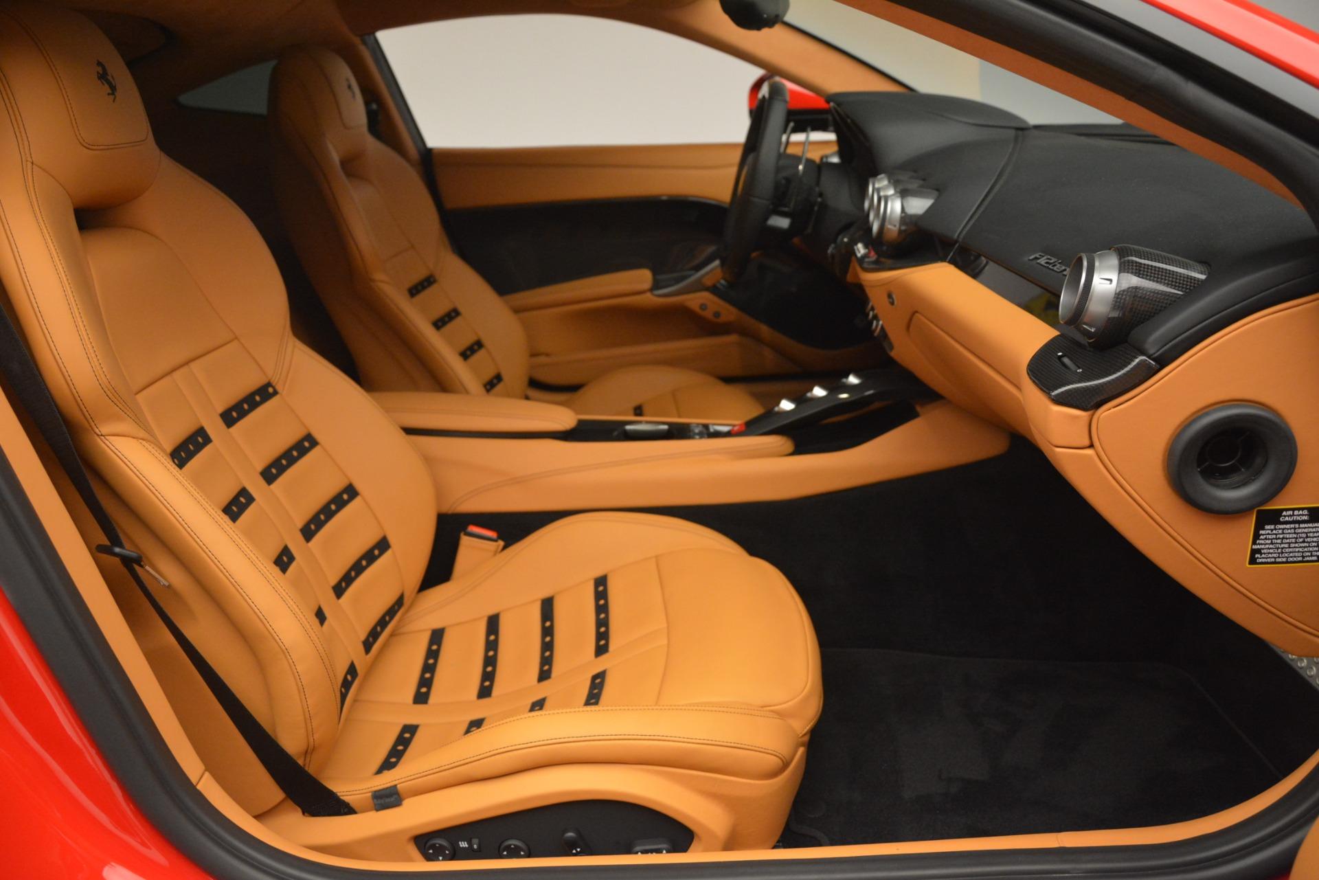 Used 2017 Ferrari F12 Berlinetta  For Sale In Westport, CT 2956_p18