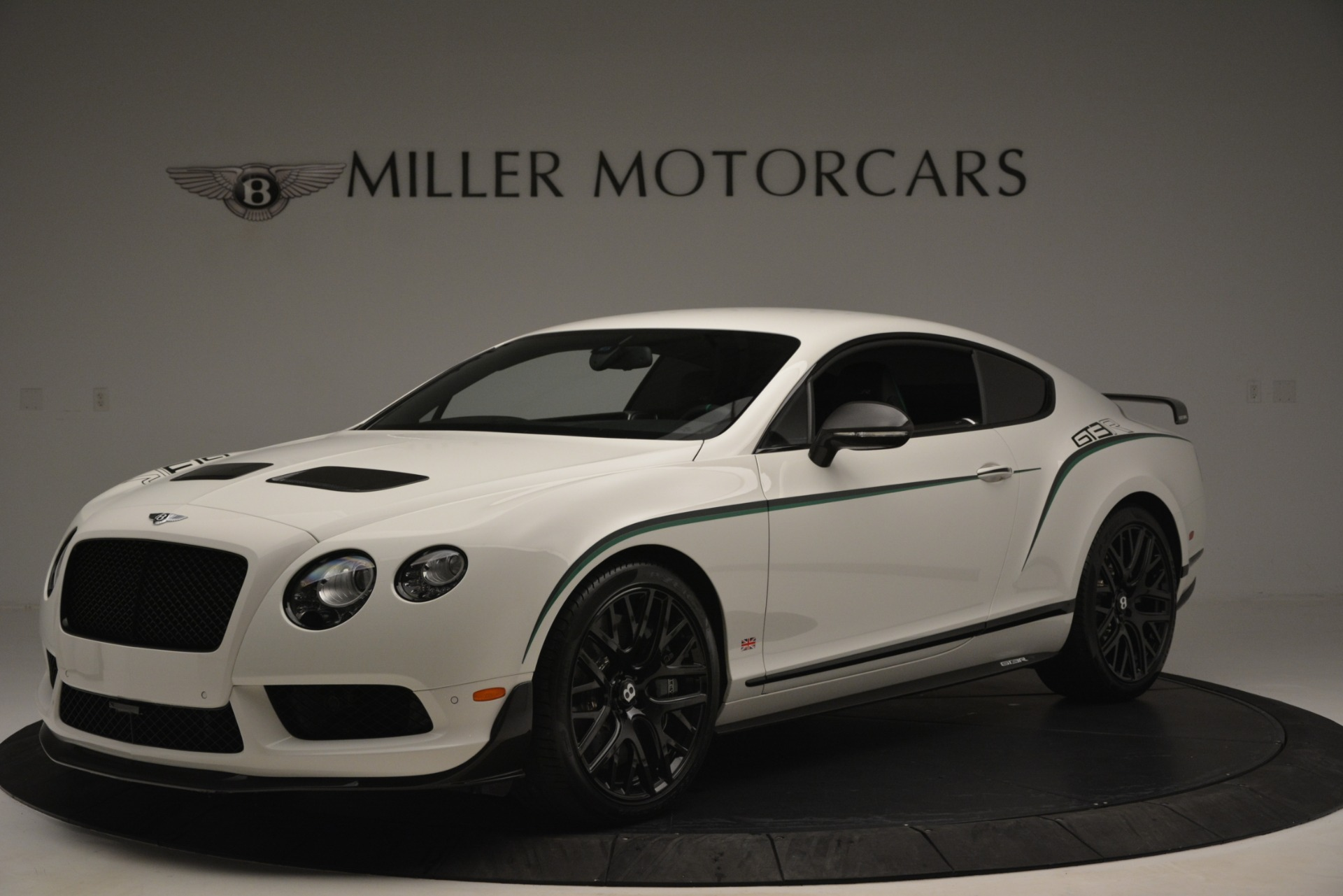 Used 2015 Bentley Continental GT GT3-R For Sale In Westport, CT 2957_p2
