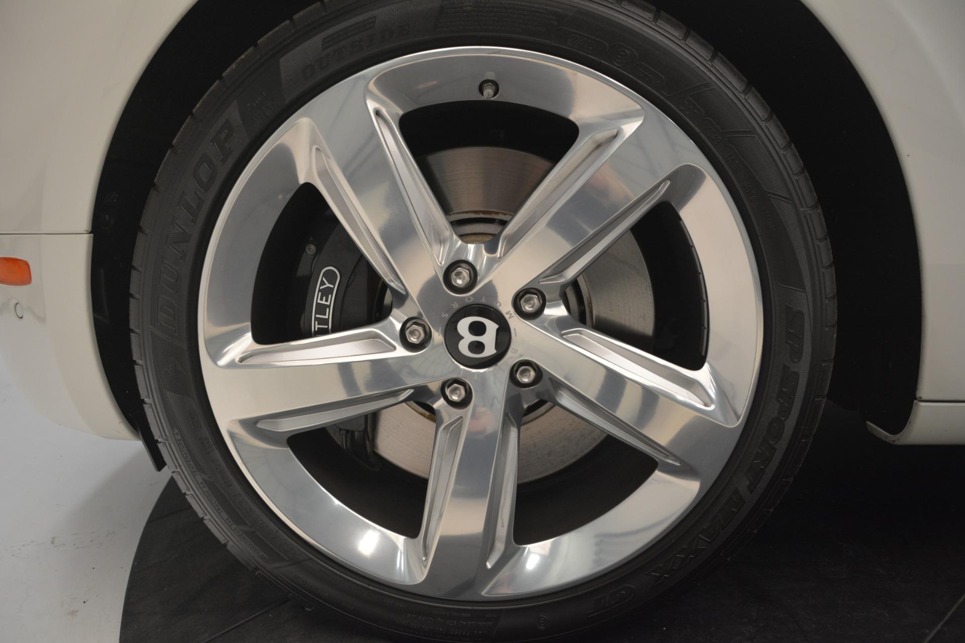 Used 2016 Bentley Mulsanne Speed For Sale In Westport, CT 2960_p14