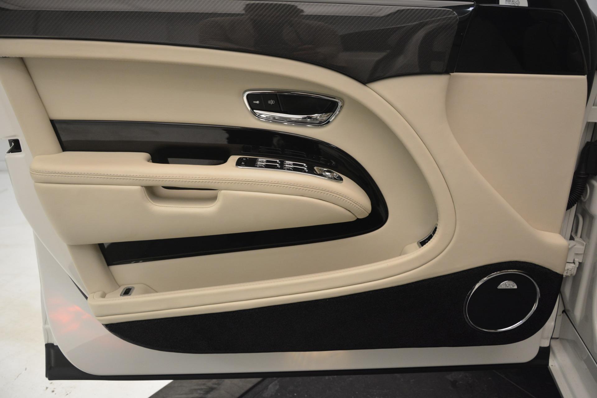Used 2016 Bentley Mulsanne Speed For Sale In Westport, CT 2960_p15