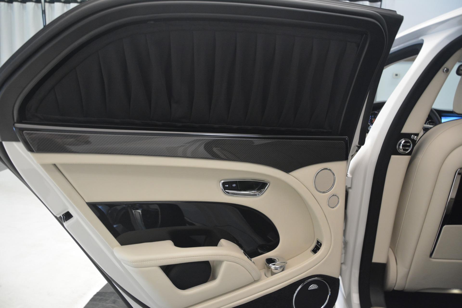Used 2016 Bentley Mulsanne Speed For Sale In Westport, CT 2960_p23