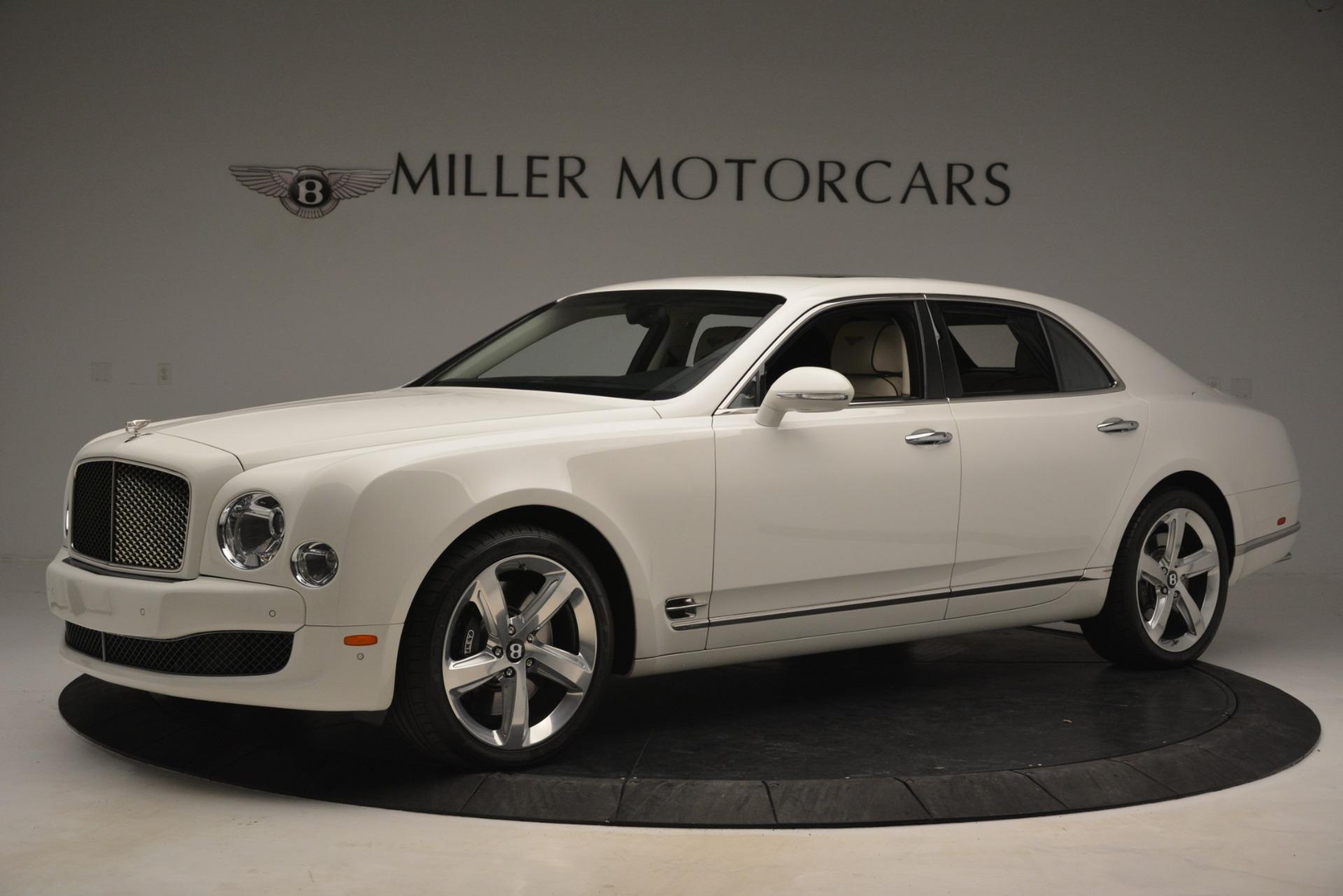 Used 2016 Bentley Mulsanne Speed For Sale In Westport, CT 2960_p2