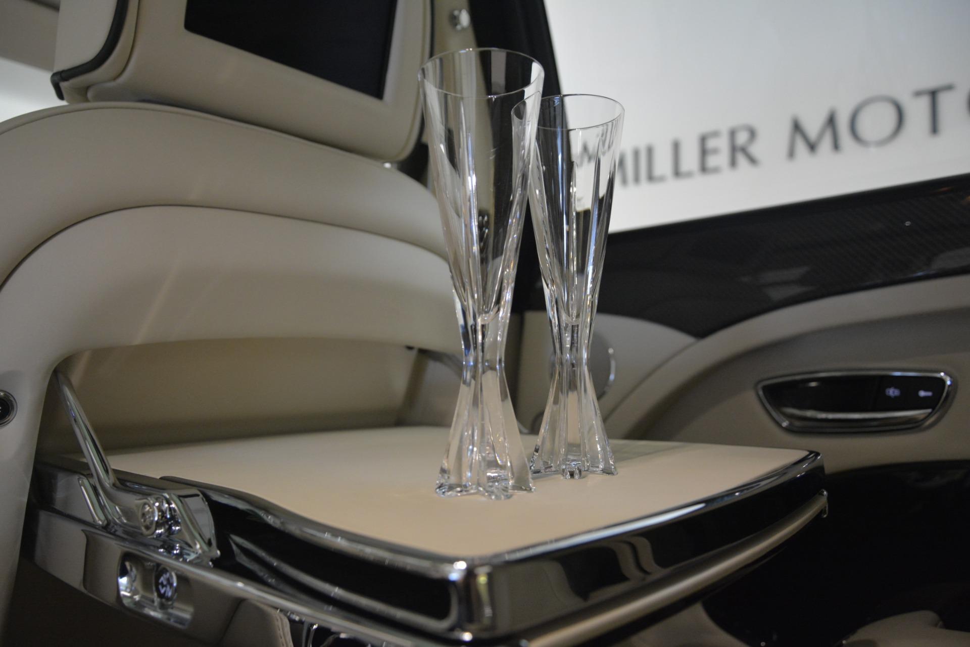 Used 2016 Bentley Mulsanne Speed For Sale In Westport, CT 2960_p31