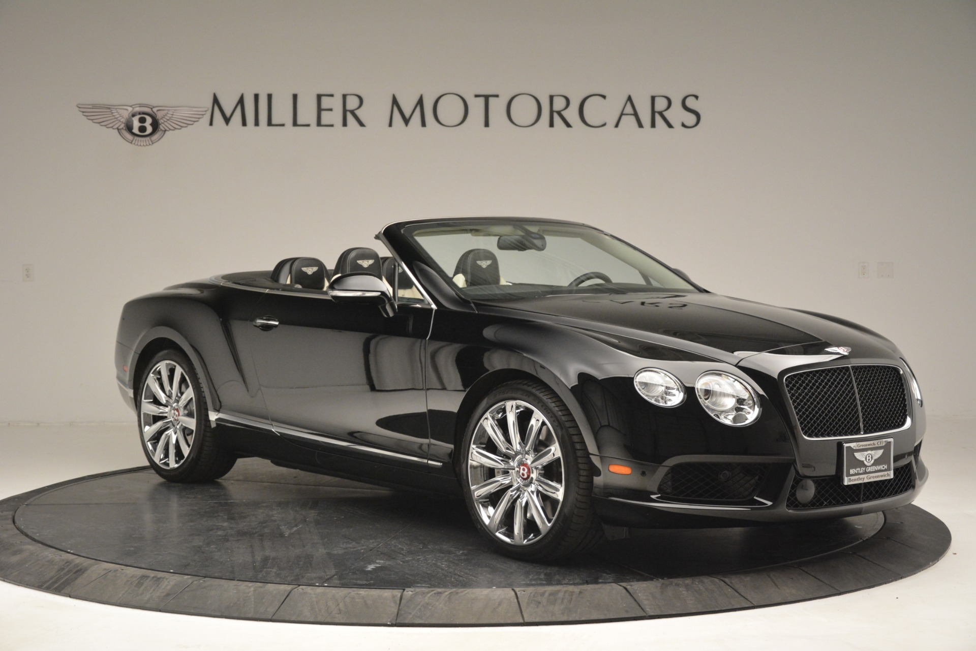 Used 2014 Bentley Continental GT V8 For Sale In Westport, CT 2961_p10