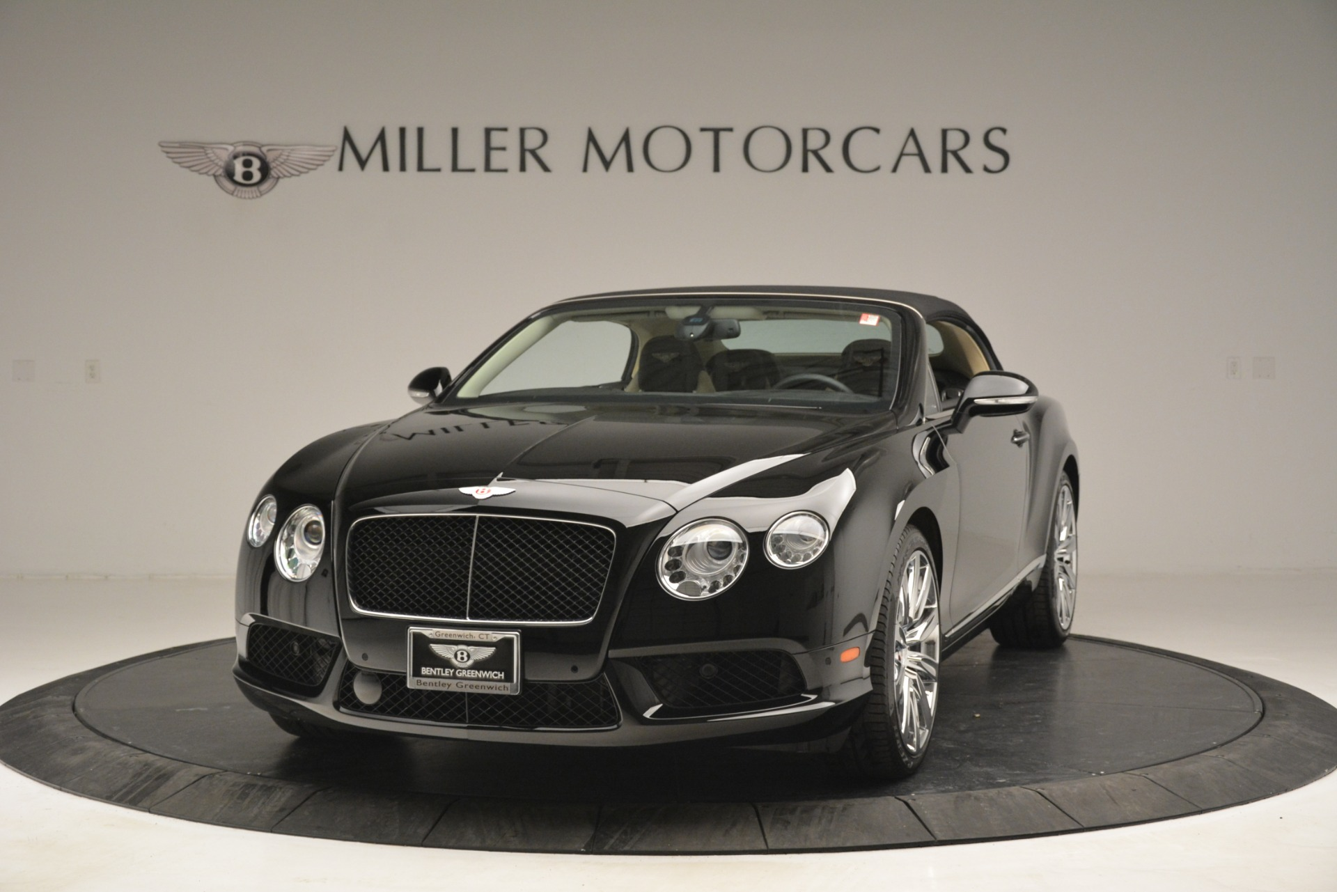 Used 2014 Bentley Continental GT V8 For Sale In Westport, CT 2961_p13