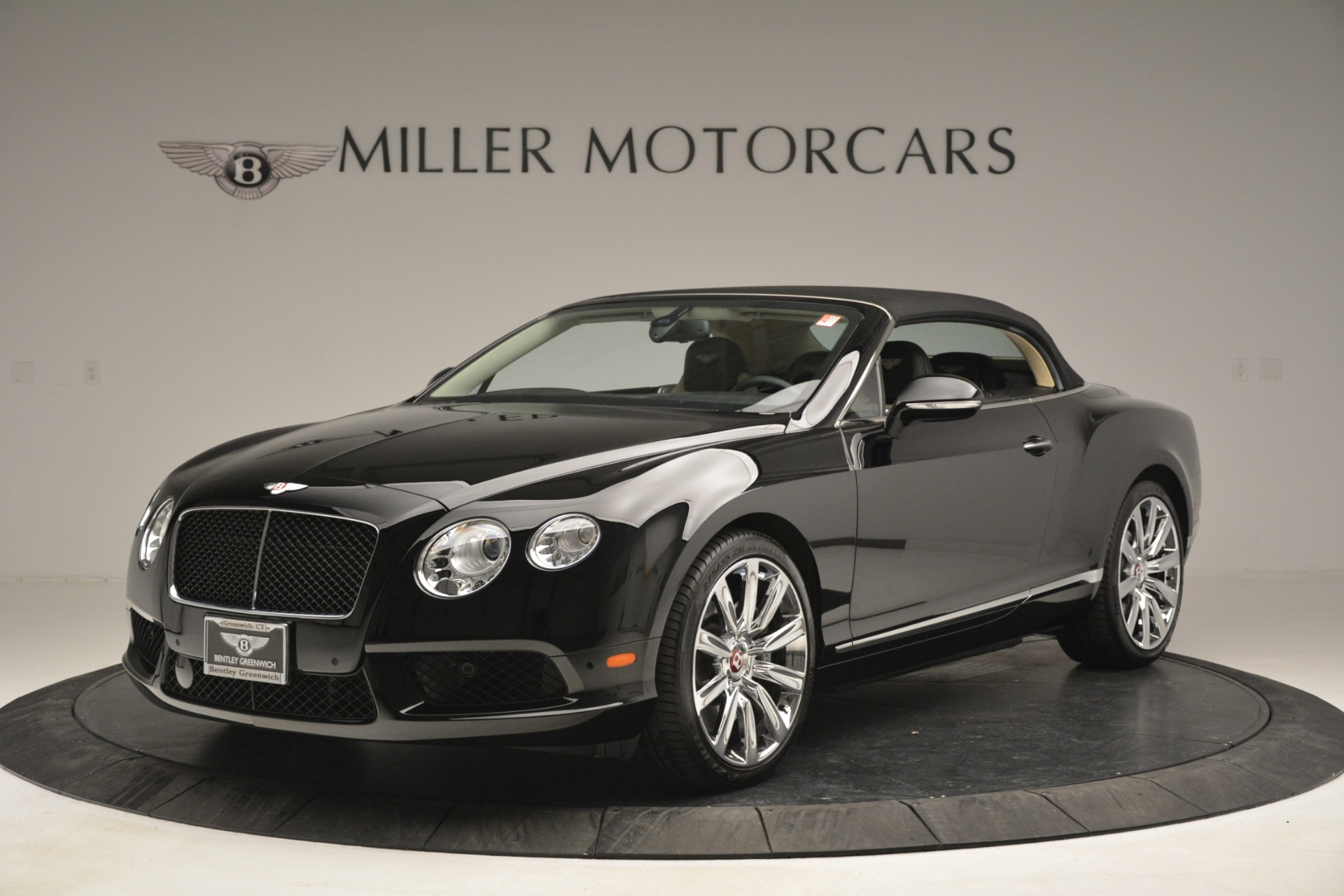Used 2014 Bentley Continental GT V8 For Sale In Westport, CT 2961_p14