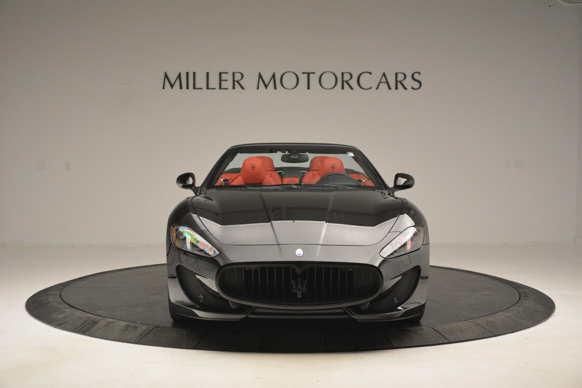 Used 2015 Maserati GranTurismo Sport For Sale In Westport, CT 2963_p12