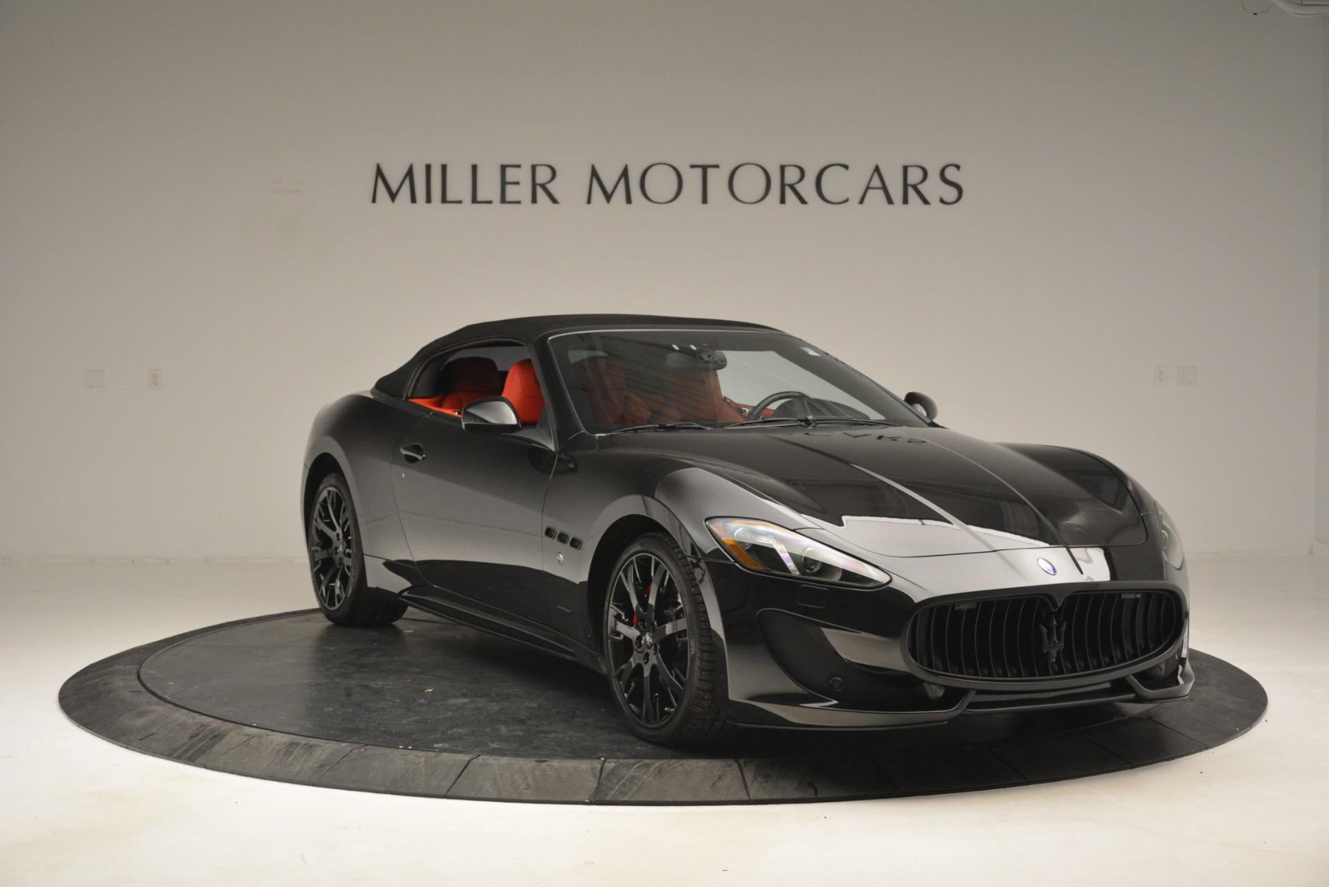 Used 2015 Maserati GranTurismo Sport For Sale In Westport, CT 2963_p23