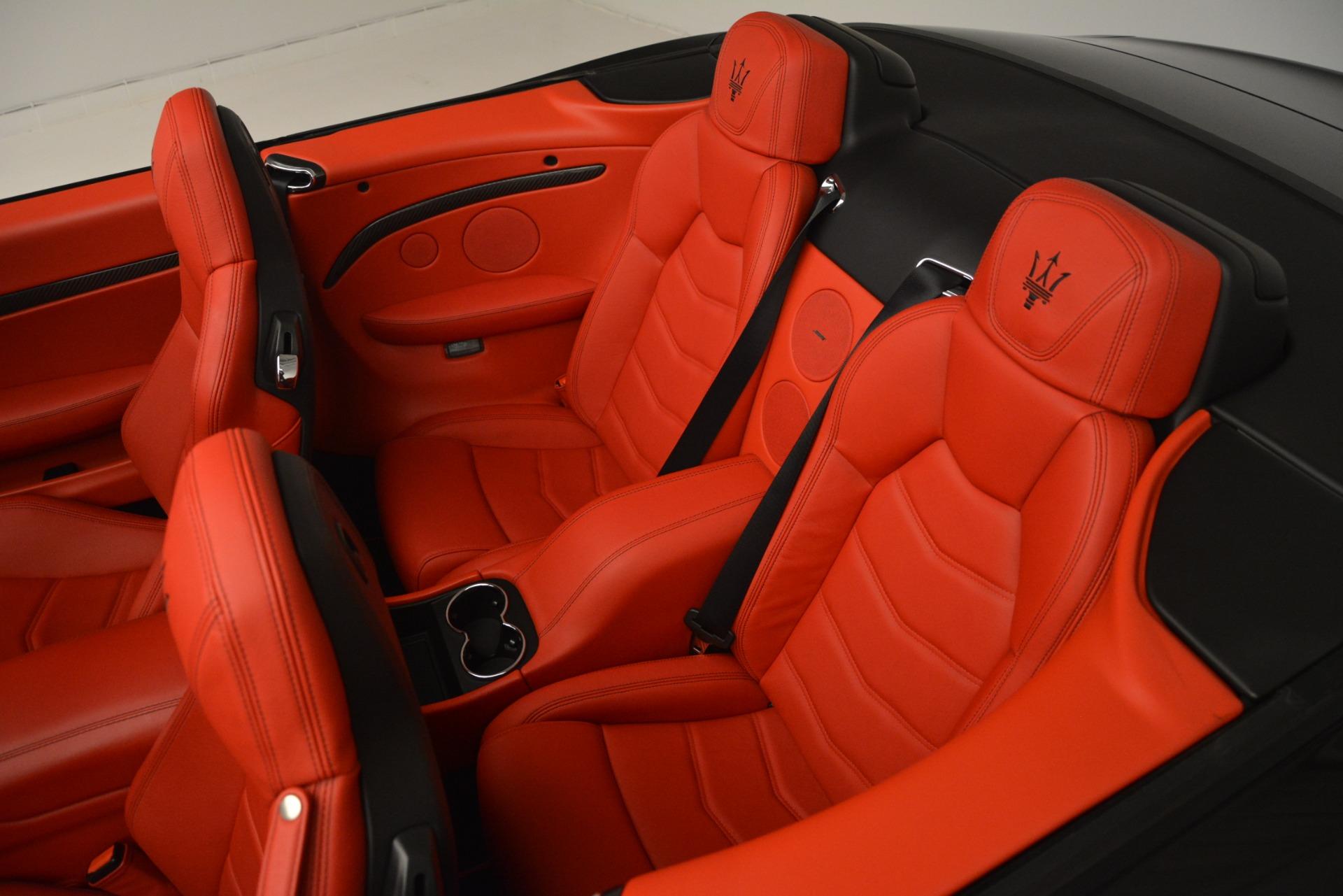 Used 2015 Maserati GranTurismo Sport For Sale In Westport, CT 2963_p28