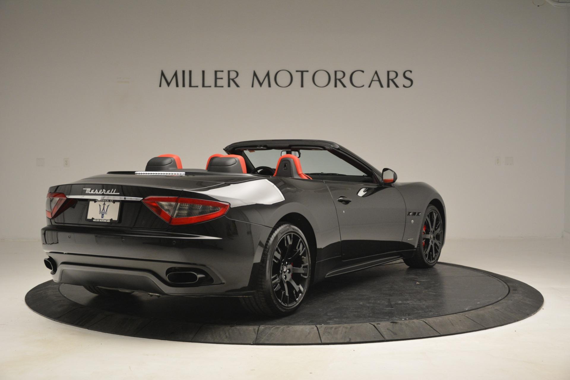 Used 2015 Maserati GranTurismo Sport For Sale In Westport, CT 2963_p7