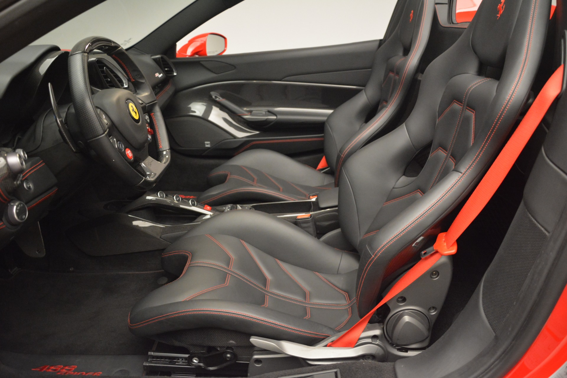 Used 2017 Ferrari 488 Spider  For Sale In Westport, CT 2965_p26