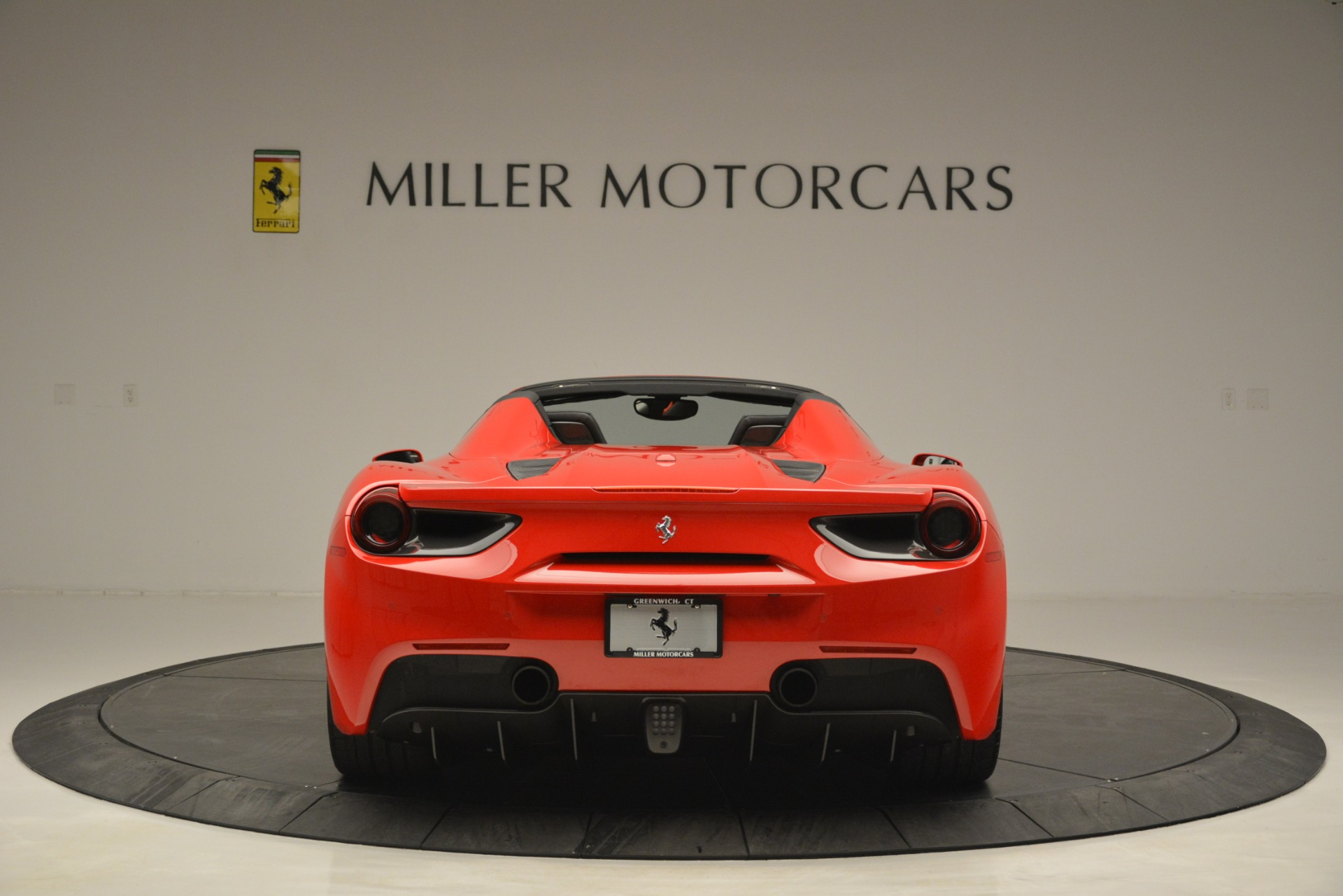 Used 2017 Ferrari 488 Spider  For Sale In Westport, CT 2965_p6