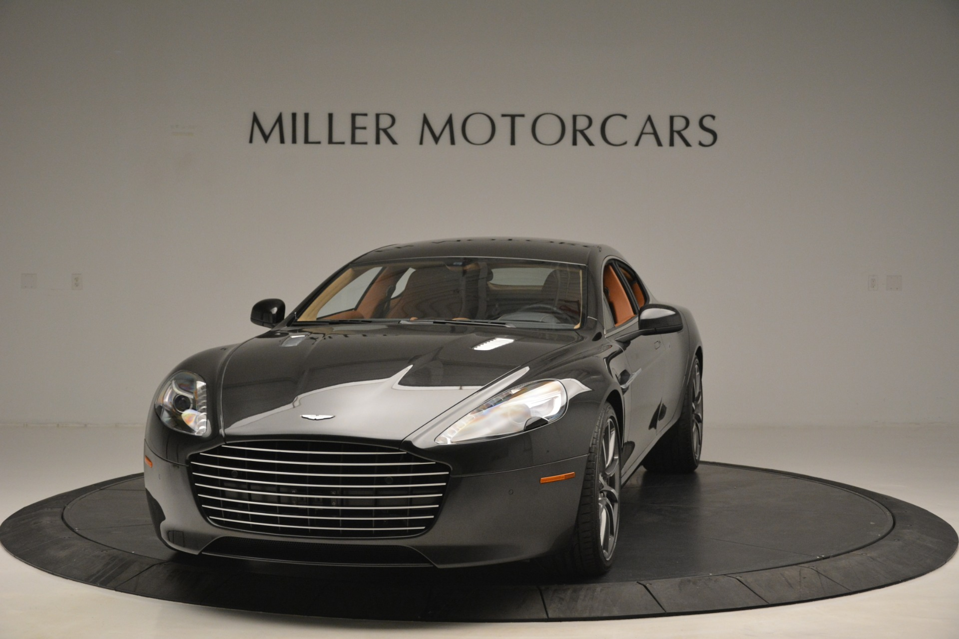 Used 2016 Aston Martin Rapide S  For Sale In Westport, CT 2967_main