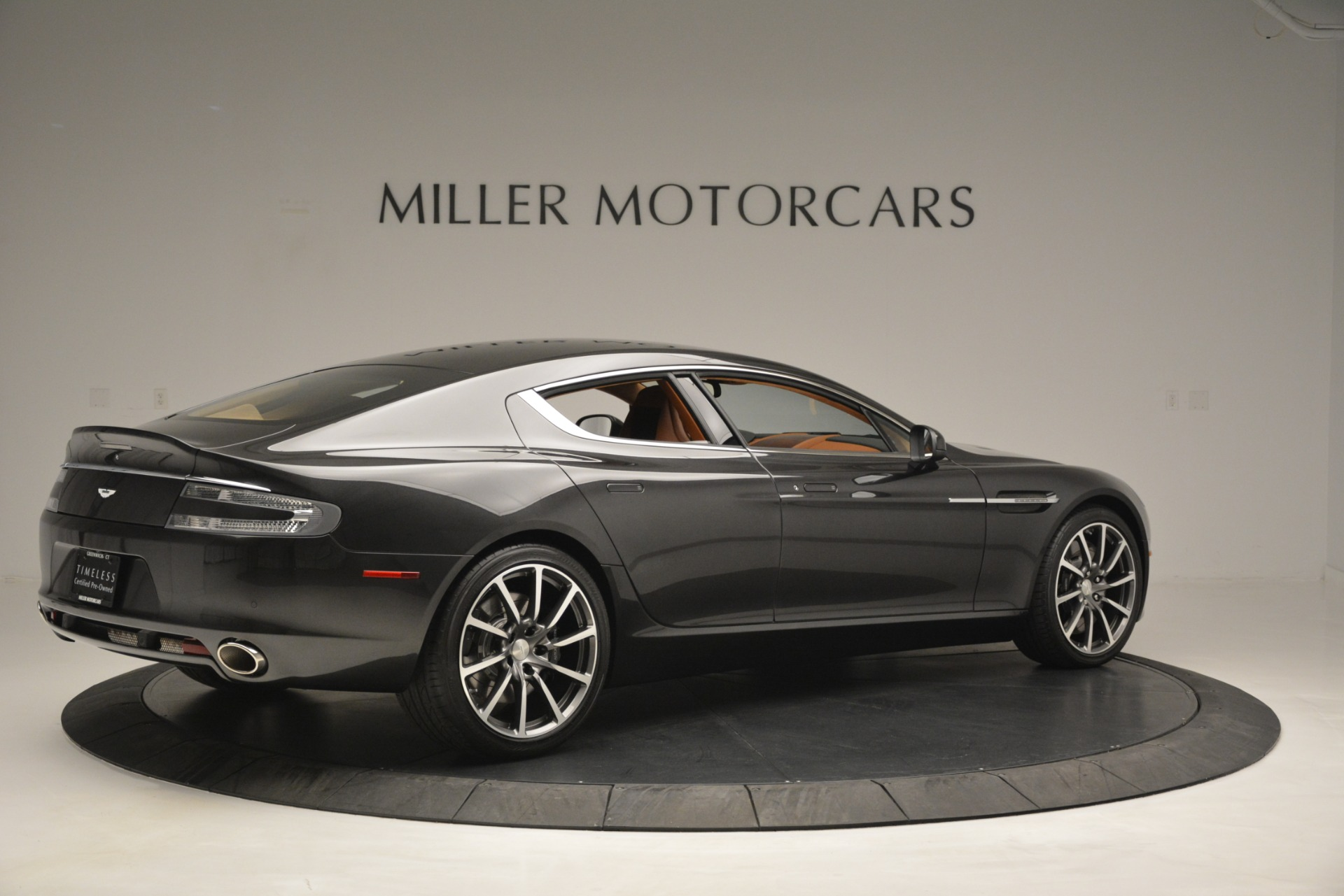 Used 2016 Aston Martin Rapide S  For Sale In Westport, CT 2967_p8