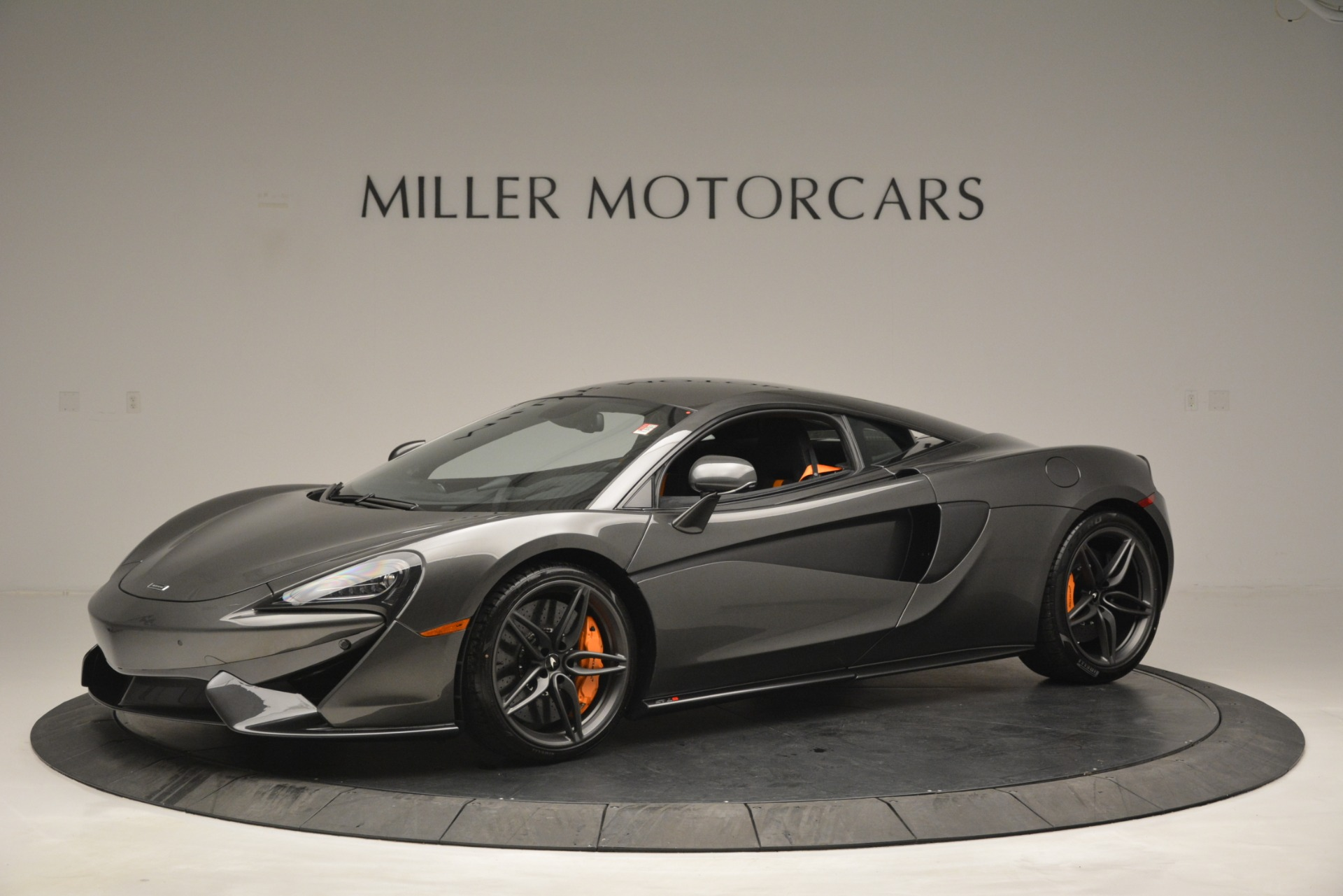 New 2019 McLaren 570S Coupe For Sale In Westport, CT