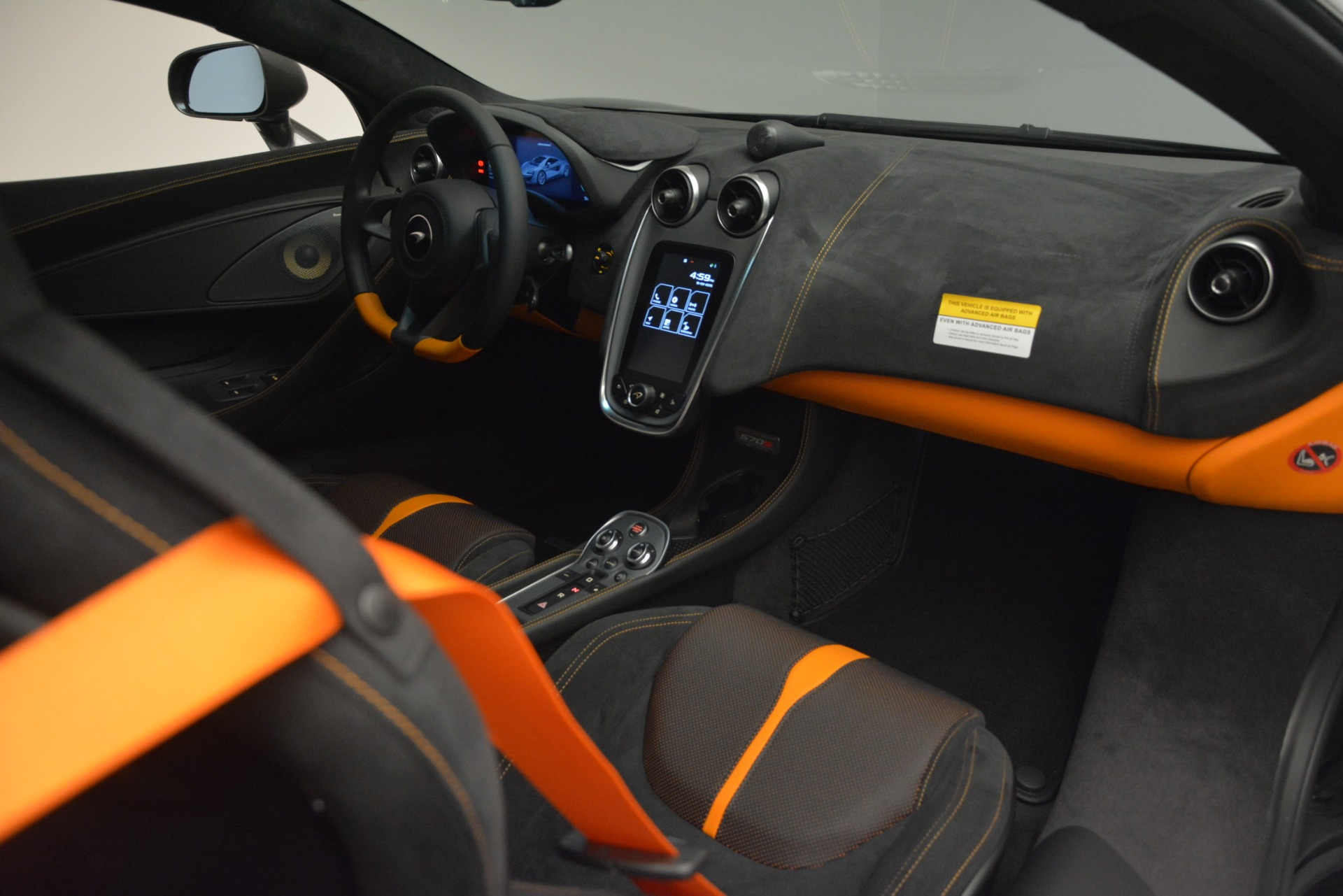 New 2019 McLaren 570S Coupe For Sale In Westport, CT 2968_p19