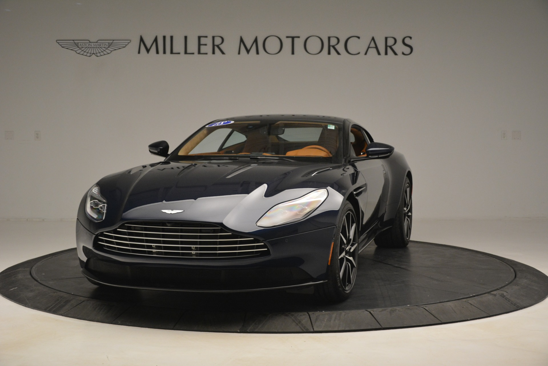Used 2018 Aston Martin DB11 V12 Coupe For Sale In Westport, CT 2969_main
