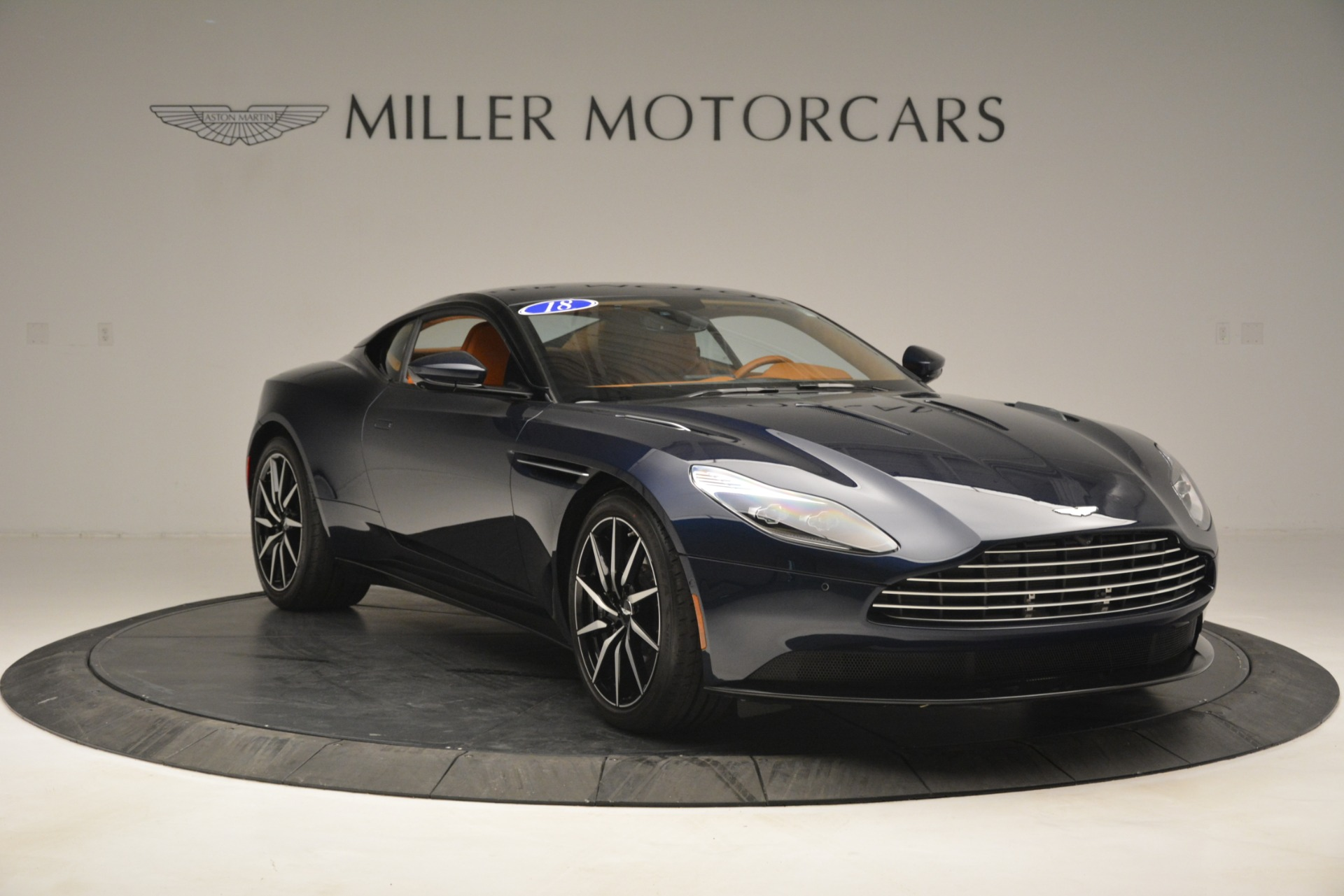 Used 2018 Aston Martin DB11 V12 Coupe For Sale In Westport, CT 2969_p11