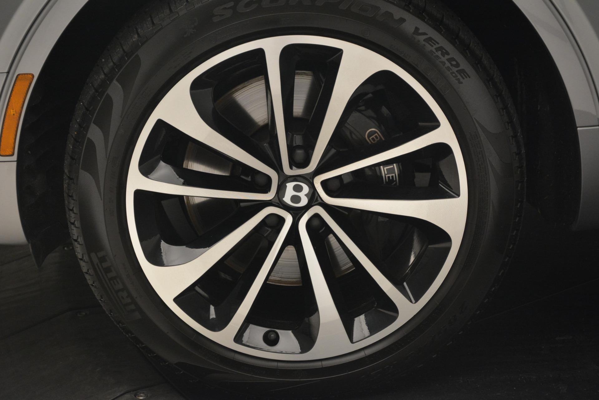 Used 2017 Bentley Bentayga W12 For Sale In Westport, CT 2972_p15