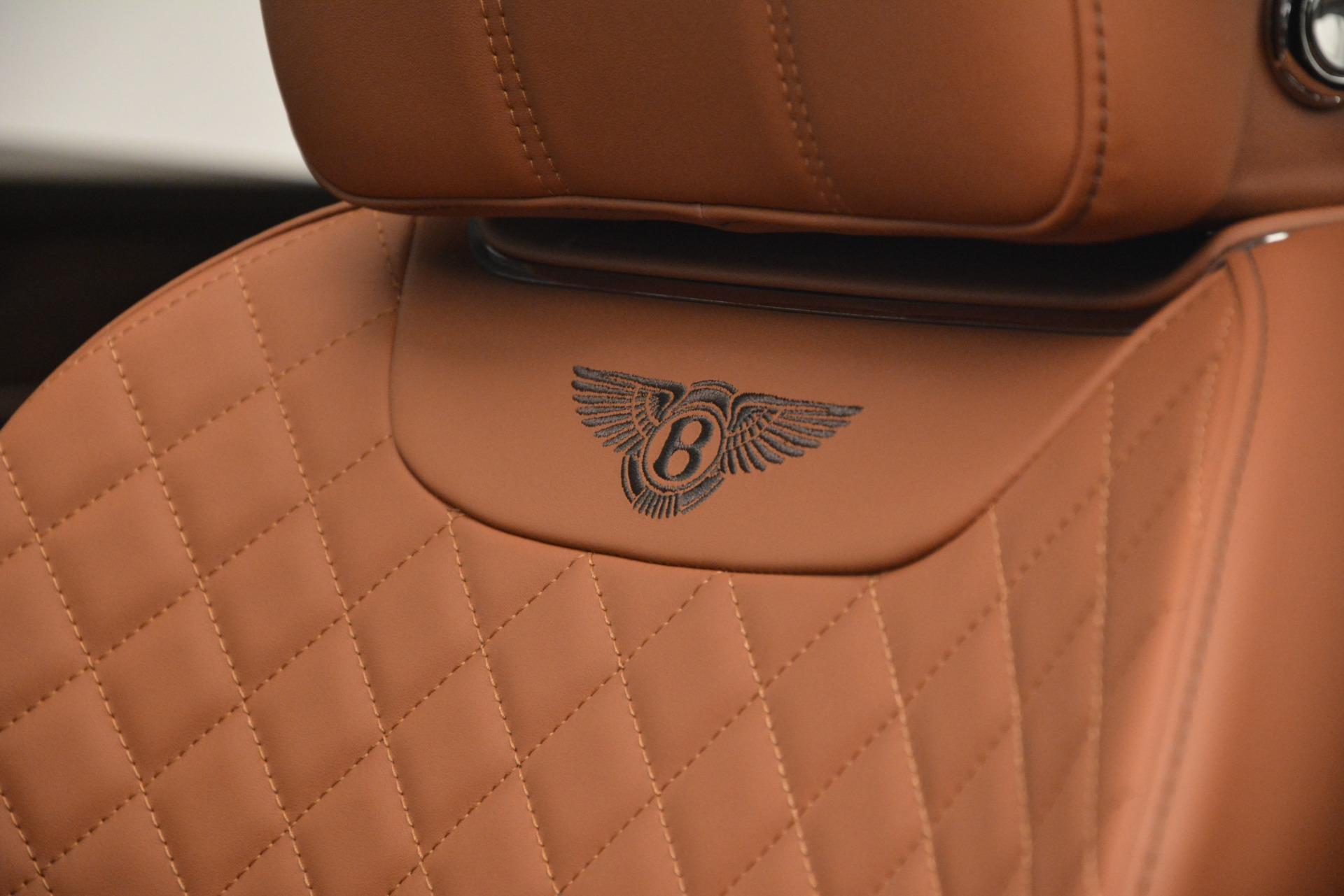 Used 2017 Bentley Bentayga W12 For Sale In Westport, CT 2972_p21