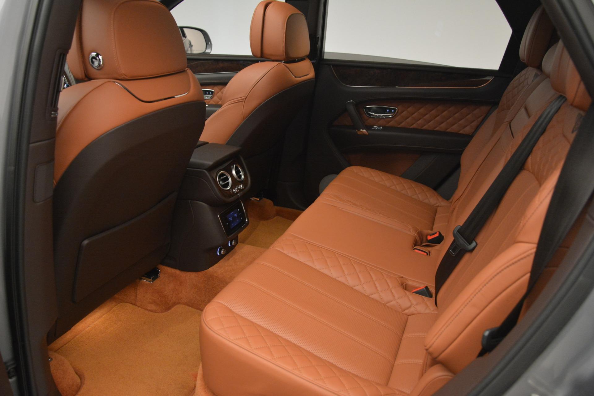 Used 2017 Bentley Bentayga W12 For Sale In Westport, CT 2972_p22