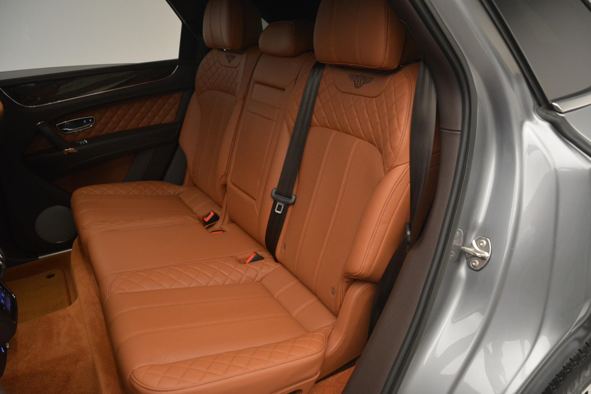 Used 2017 Bentley Bentayga W12 For Sale In Westport, CT 2972_p23