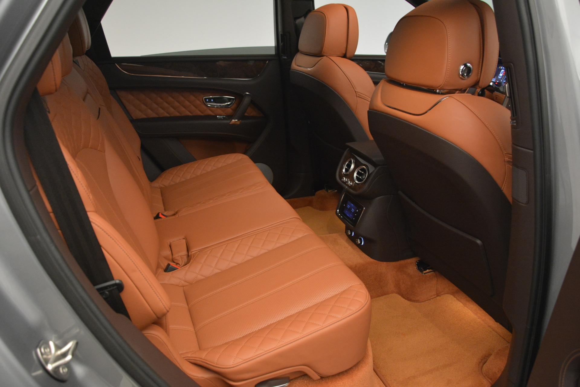 Used 2017 Bentley Bentayga W12 For Sale In Westport, CT 2972_p25