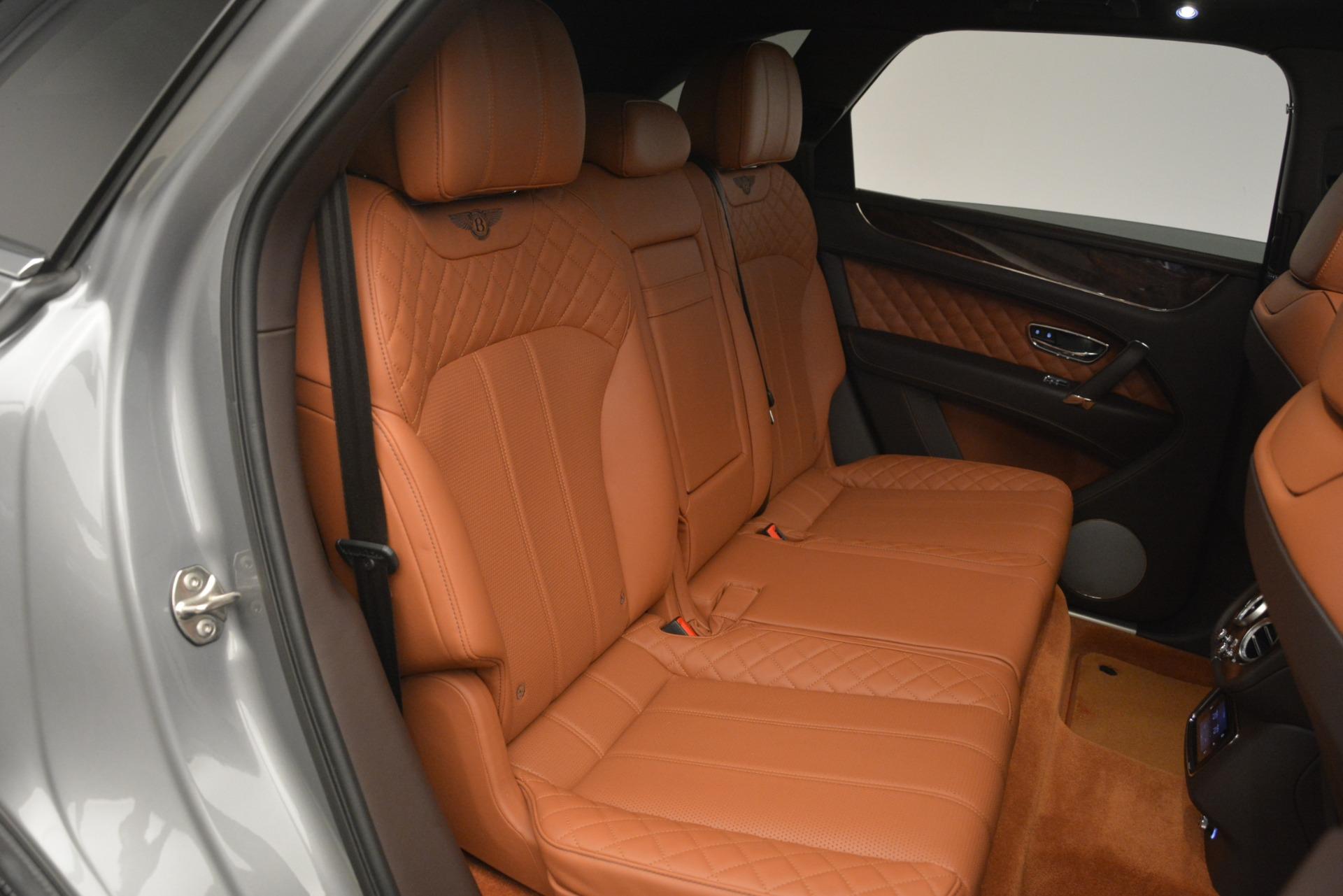 Used 2017 Bentley Bentayga W12 For Sale In Westport, CT 2972_p26