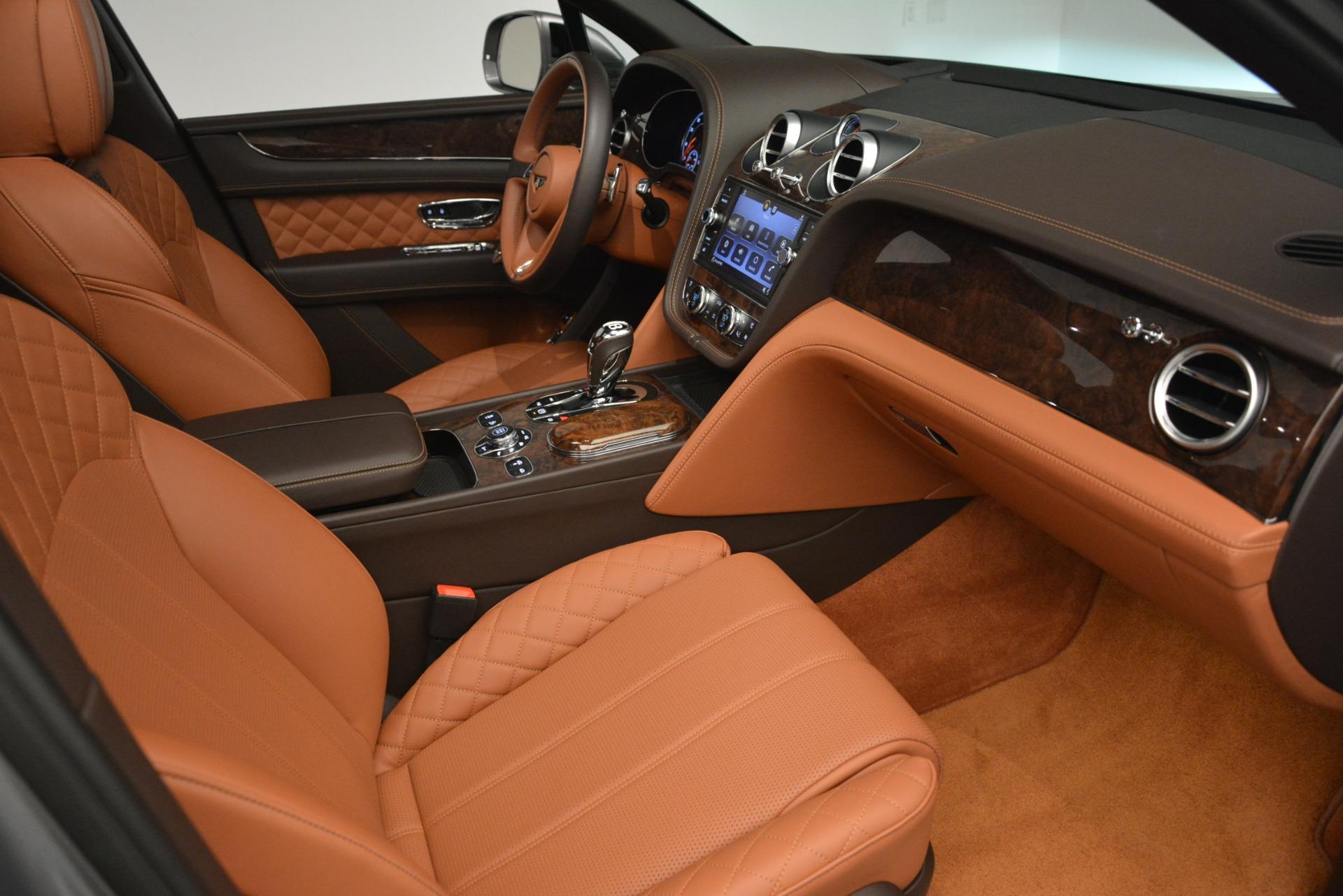 Used 2017 Bentley Bentayga W12 For Sale In Westport, CT 2972_p28