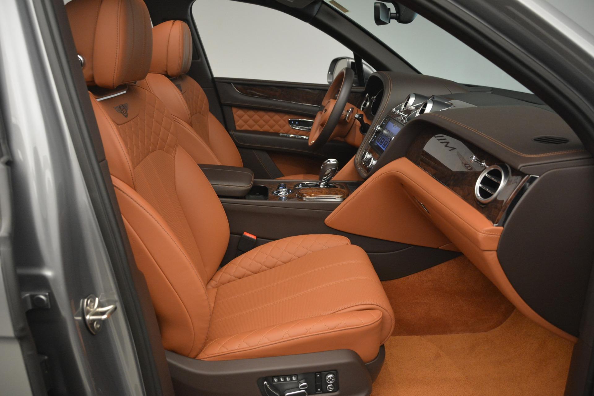 Used 2017 Bentley Bentayga W12 For Sale In Westport, CT 2972_p29