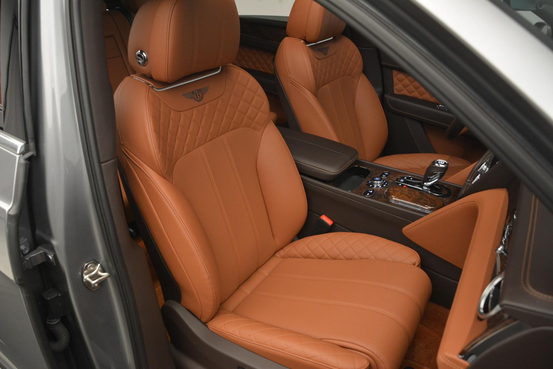 Used 2017 Bentley Bentayga W12 For Sale In Westport, CT 2972_p30