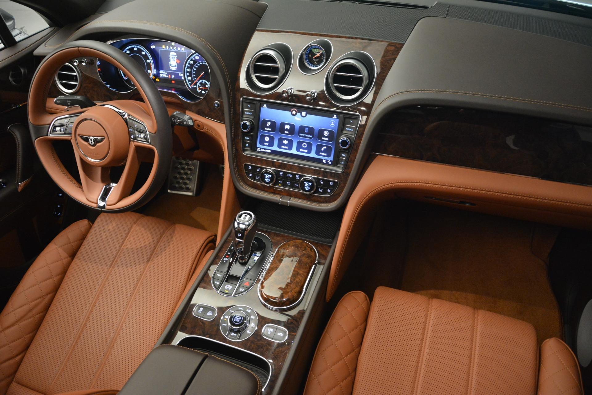 Used 2017 Bentley Bentayga W12 For Sale In Westport, CT 2972_p31