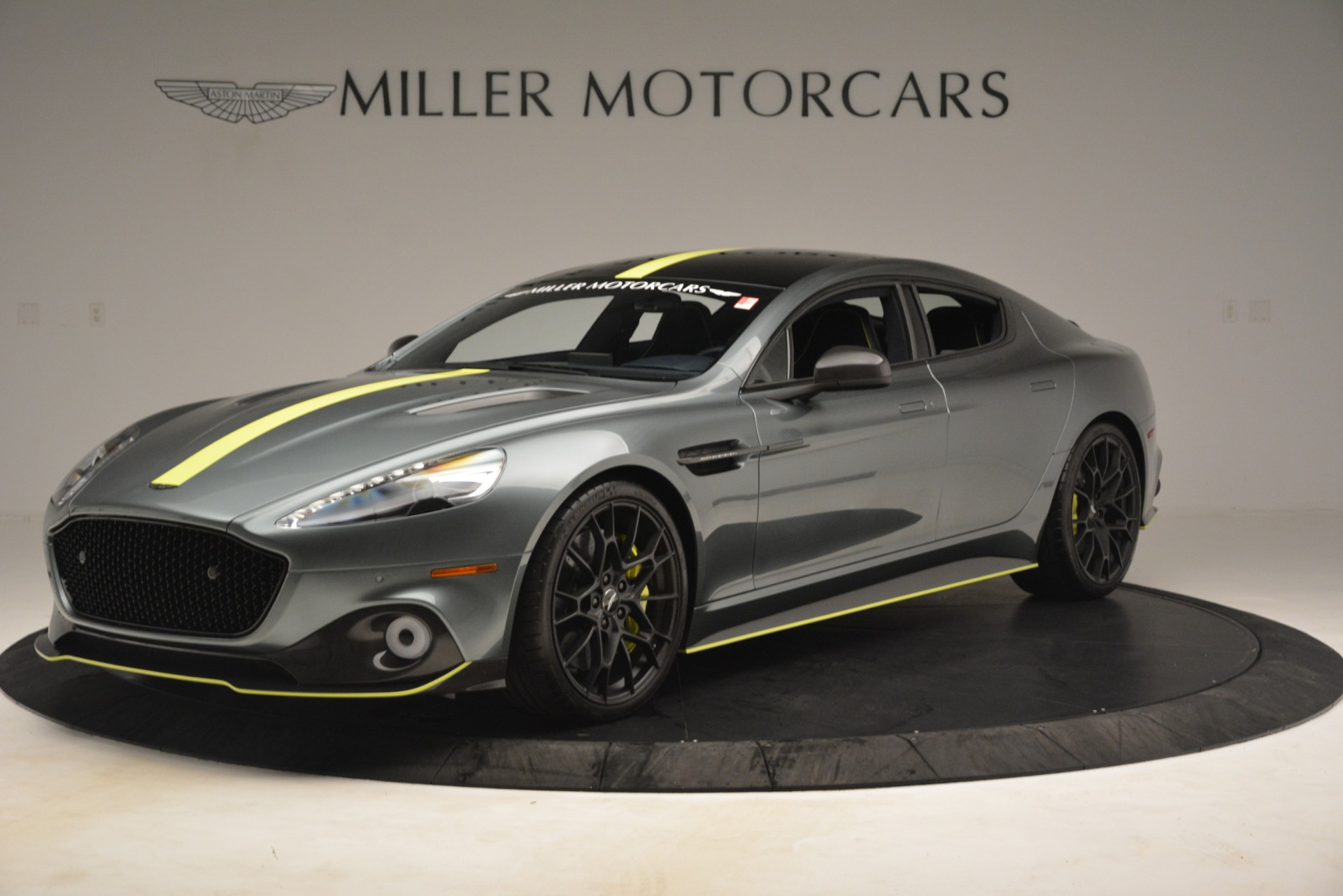 New 2019 Aston Martin Rapide AMR Sedan For Sale In Westport, CT 2975_main