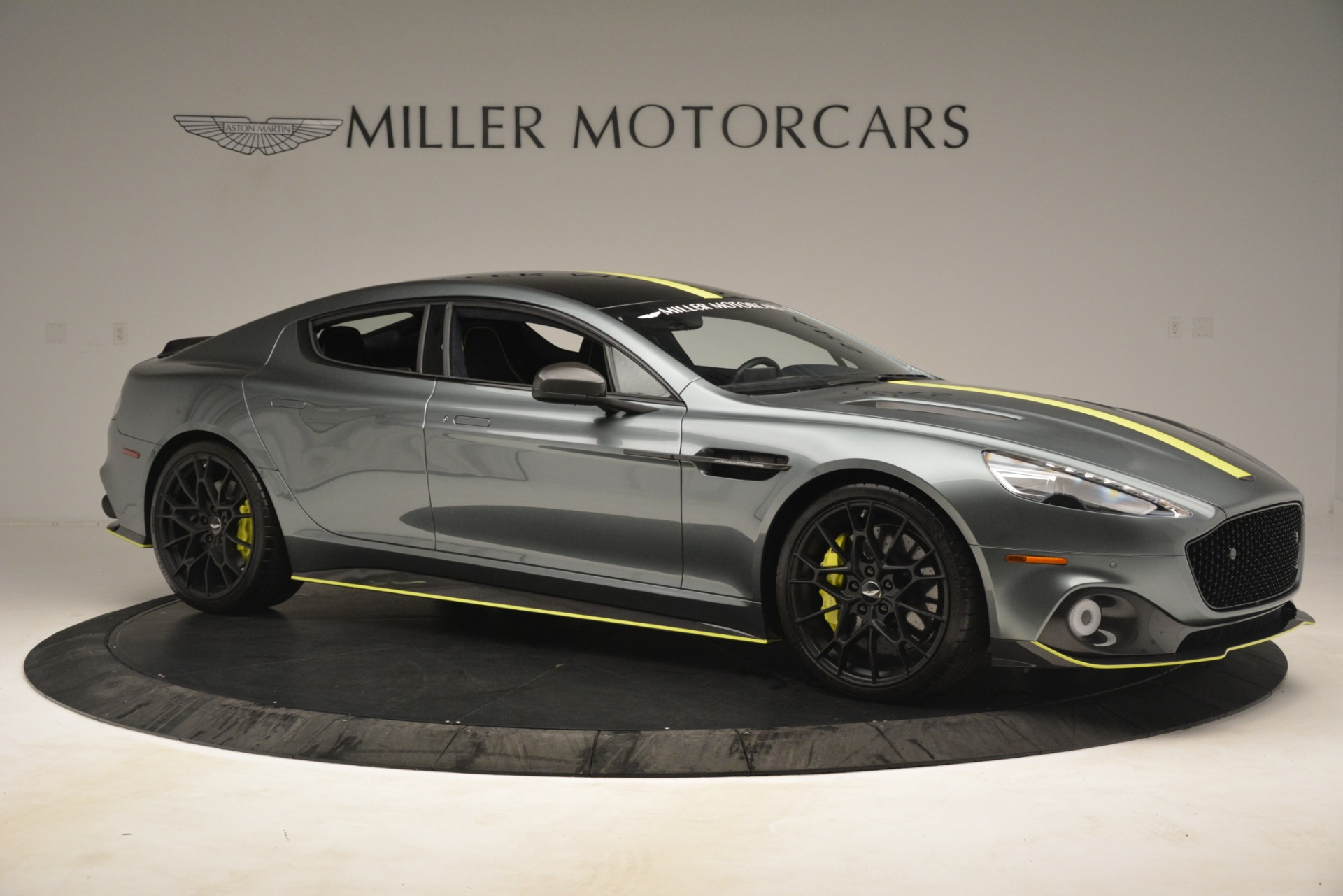 New 2019 Aston Martin Rapide AMR Sedan For Sale In Westport, CT 2975_p10