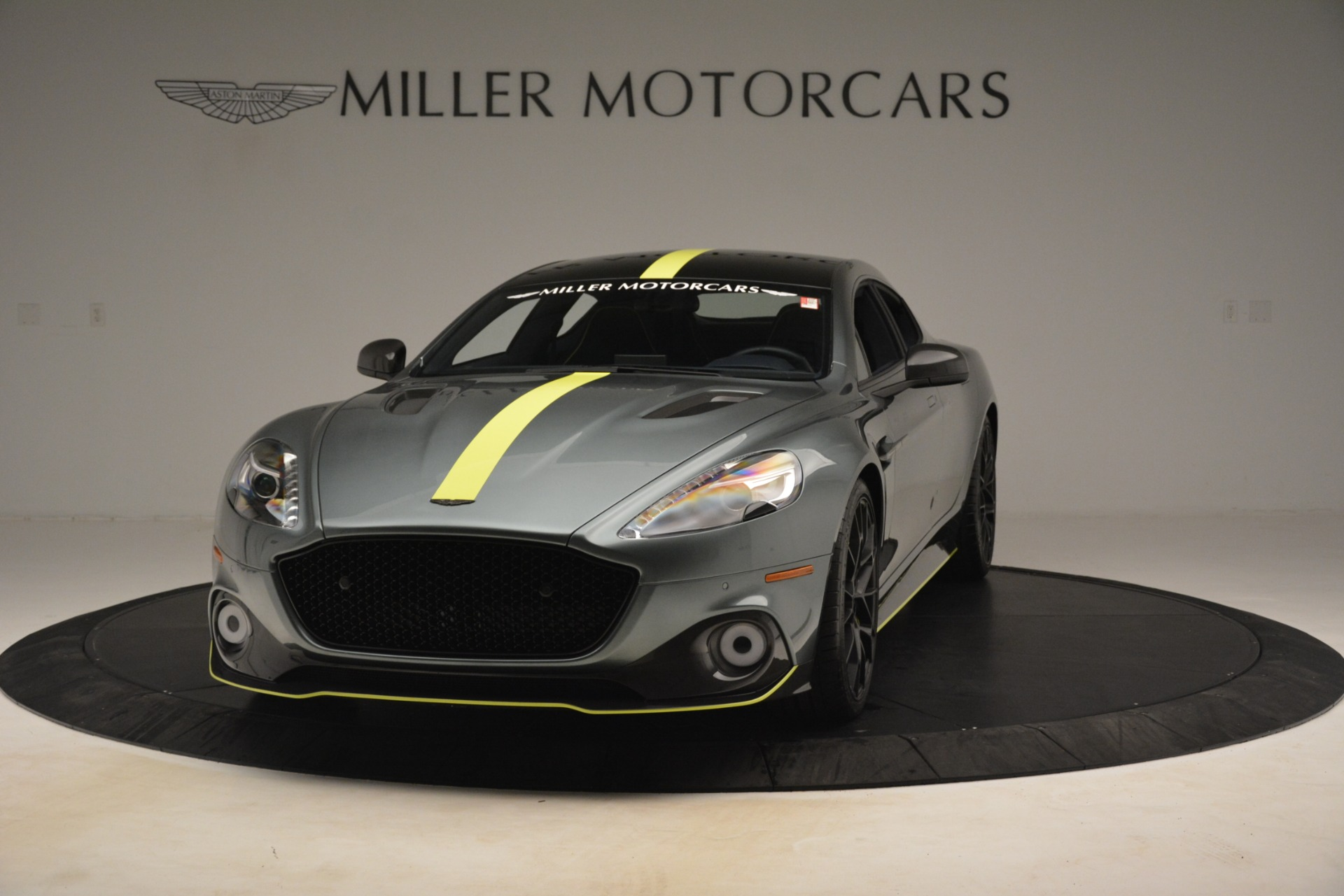 New 2019 Aston Martin Rapide AMR Sedan For Sale In Westport, CT 2975_p2