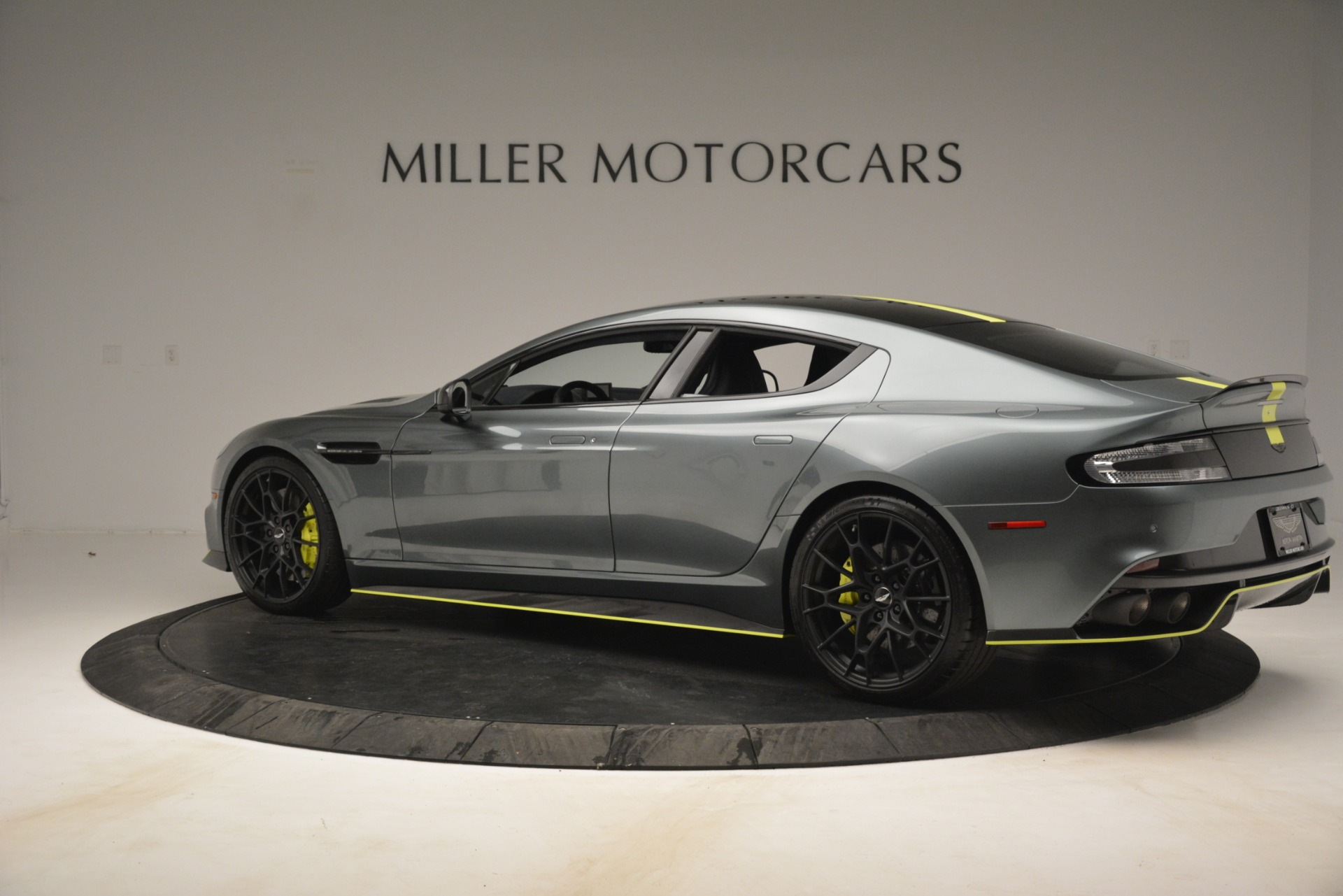 New 2019 Aston Martin Rapide AMR Sedan For Sale In Westport, CT 2975_p4