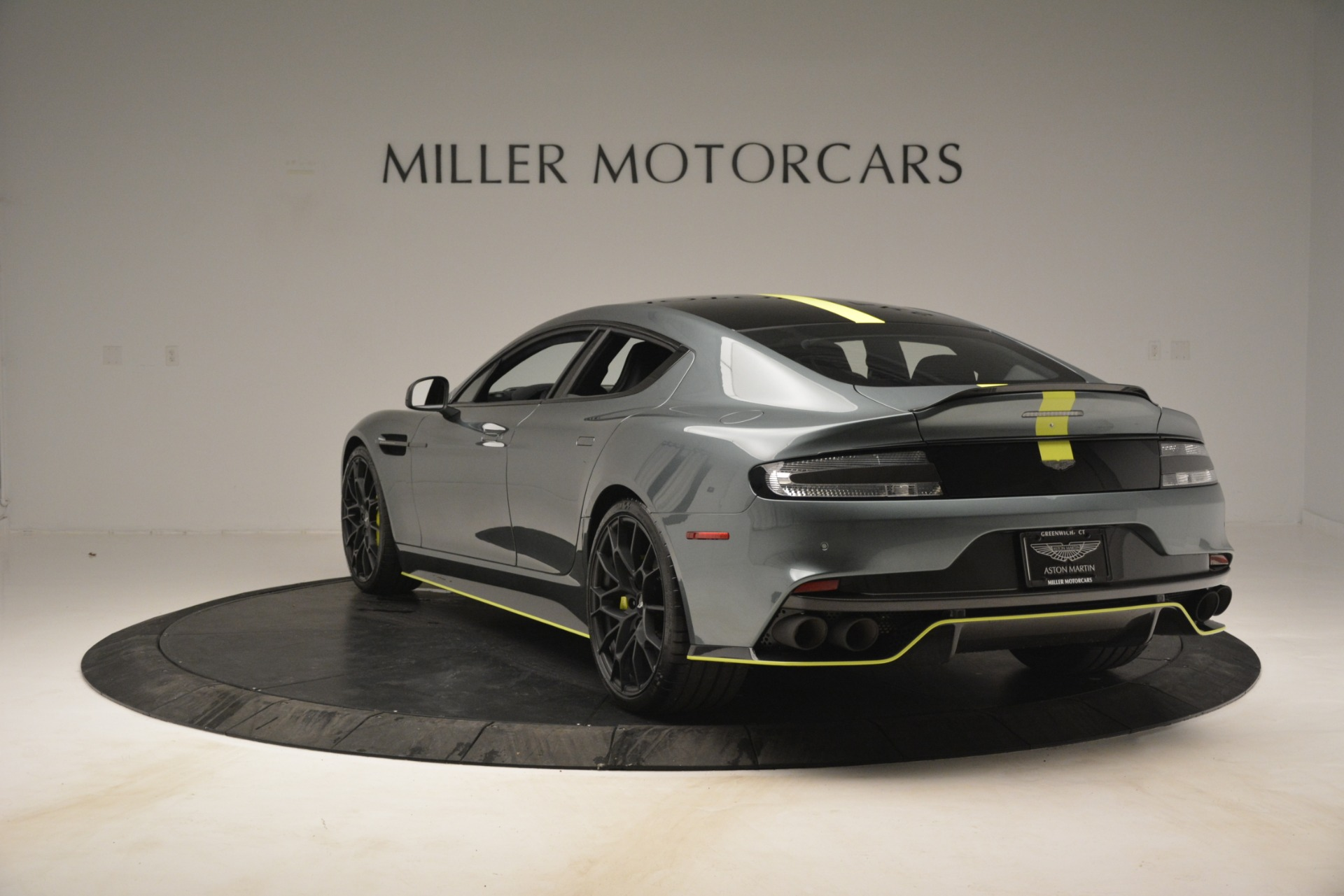 New 2019 Aston Martin Rapide AMR Sedan For Sale In Westport, CT 2975_p5