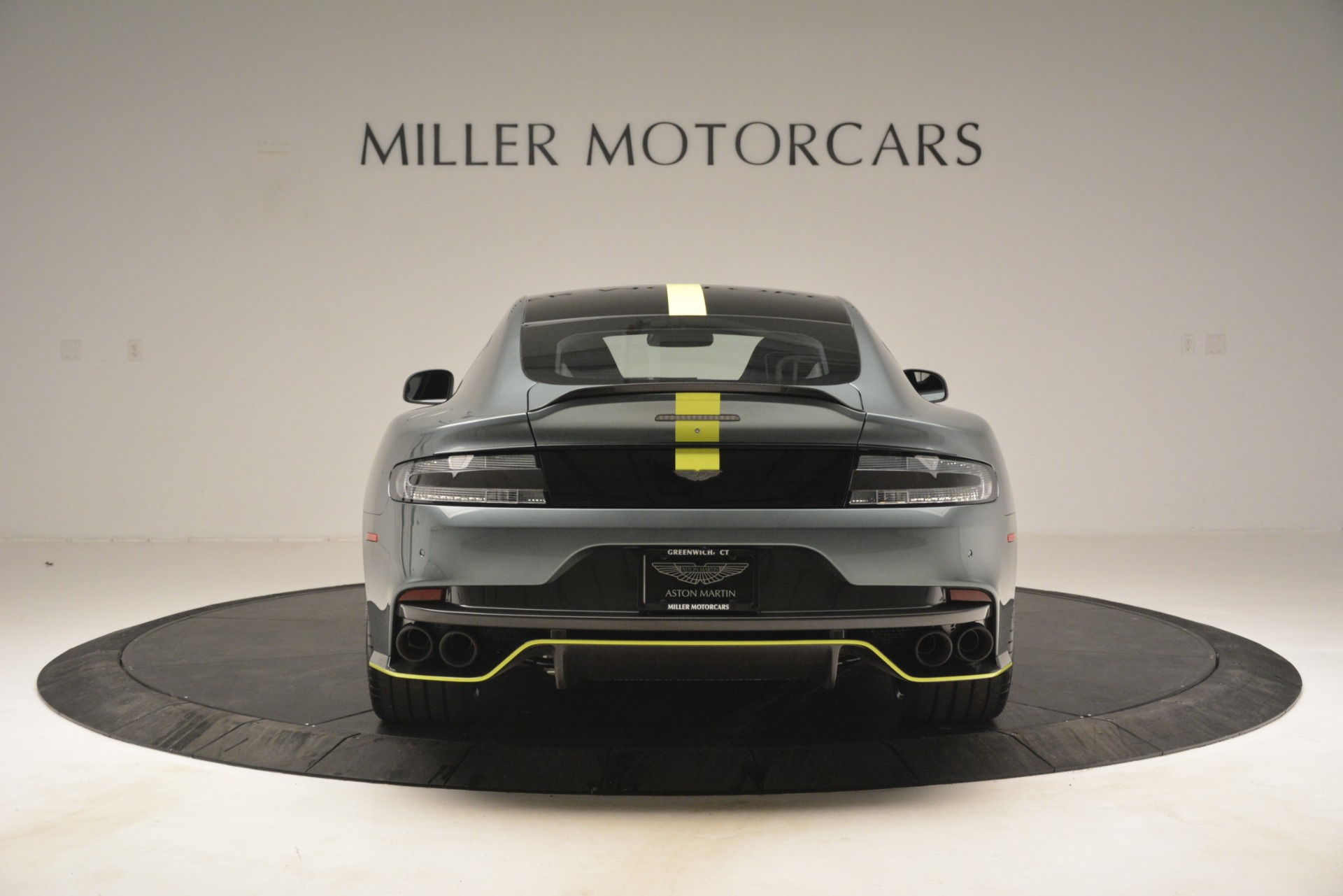 New 2019 Aston Martin Rapide AMR Sedan For Sale In Westport, CT 2975_p6