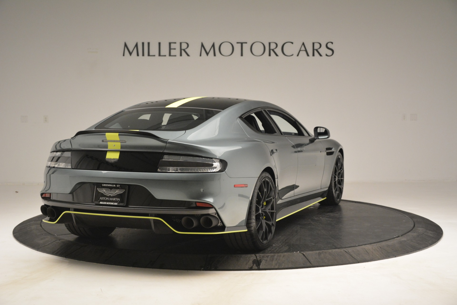 New 2019 Aston Martin Rapide AMR Sedan For Sale In Westport, CT 2975_p7