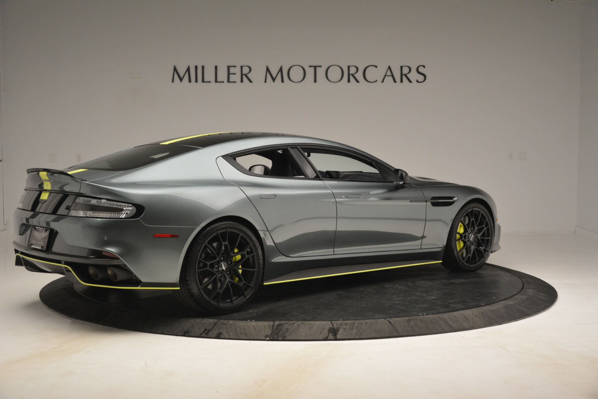 New 2019 Aston Martin Rapide AMR Sedan For Sale In Westport, CT 2975_p8