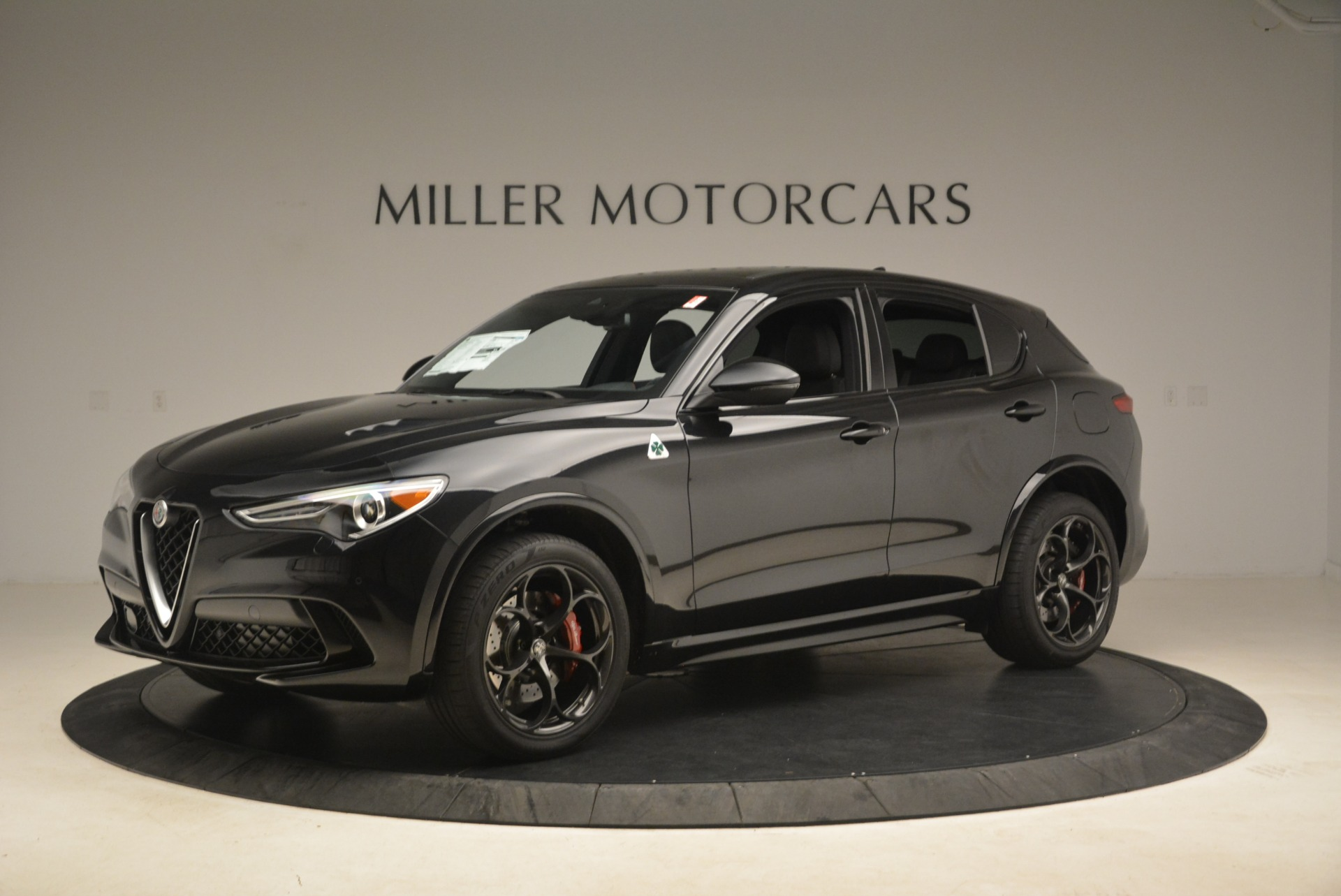 New 2019 Alfa Romeo Stelvio Quadrifoglio For Sale In Westport, CT 2976_p2