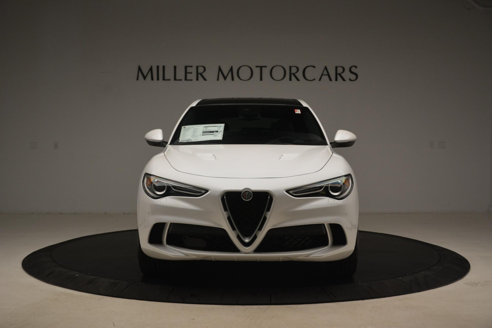 Used 2019 Alfa Romeo Stelvio Quadrifoglio For Sale In Westport, CT 2977_p13